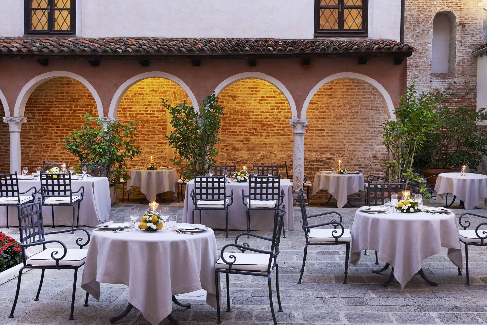 San Clemente Palace Venise Insieme Restaurant