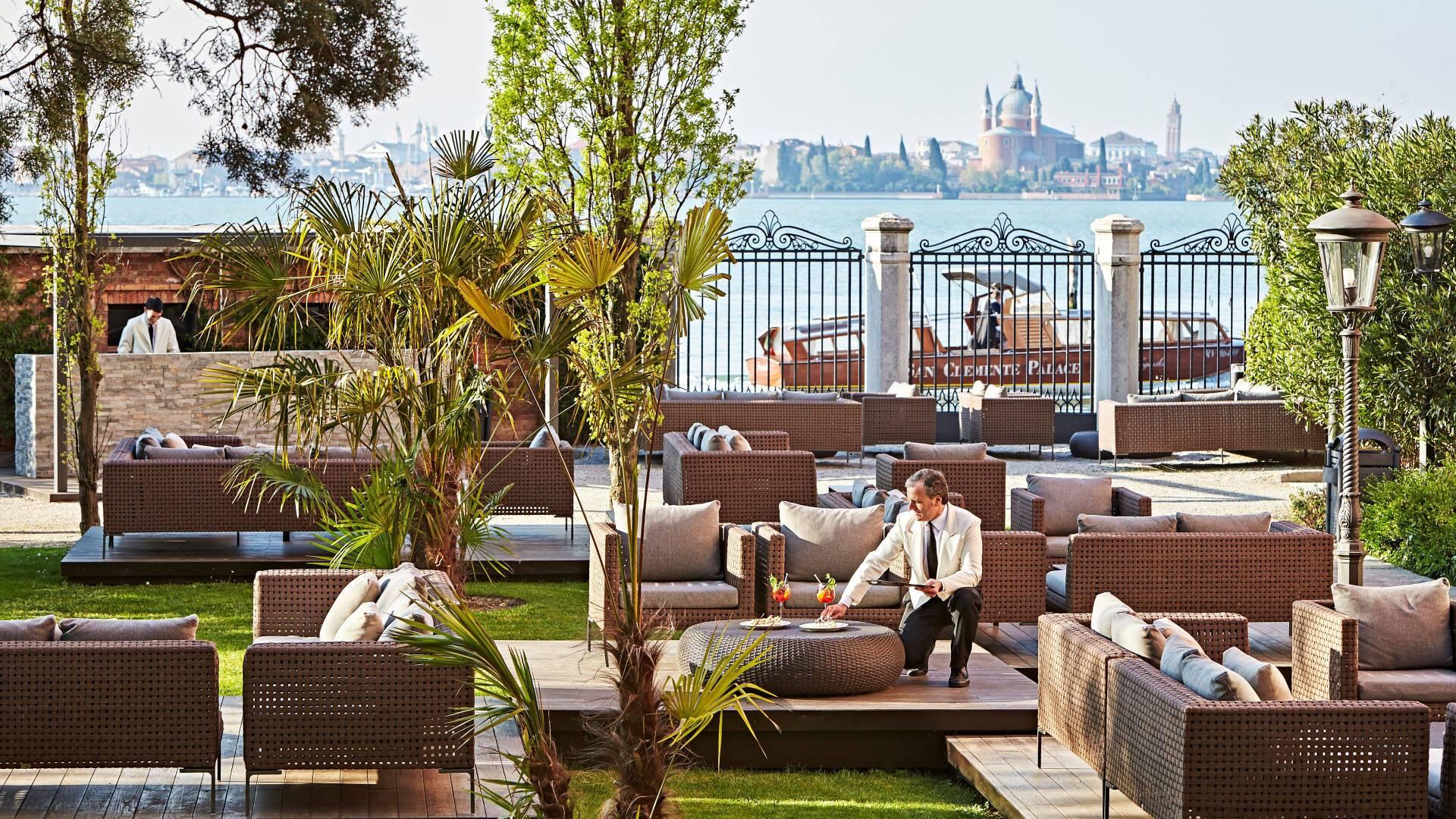 San Clemente Palace Venise Sunset Bar