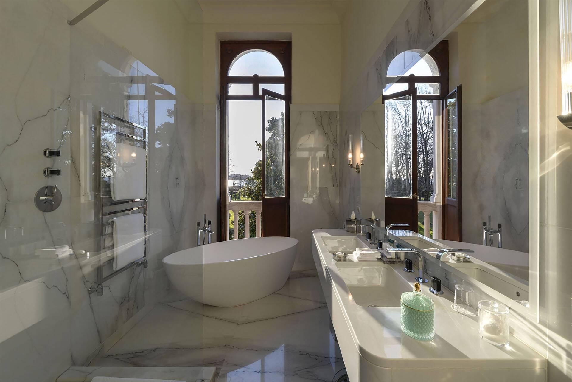 San Clemente Palace Venise Tiepolo Suite SAlle Bains