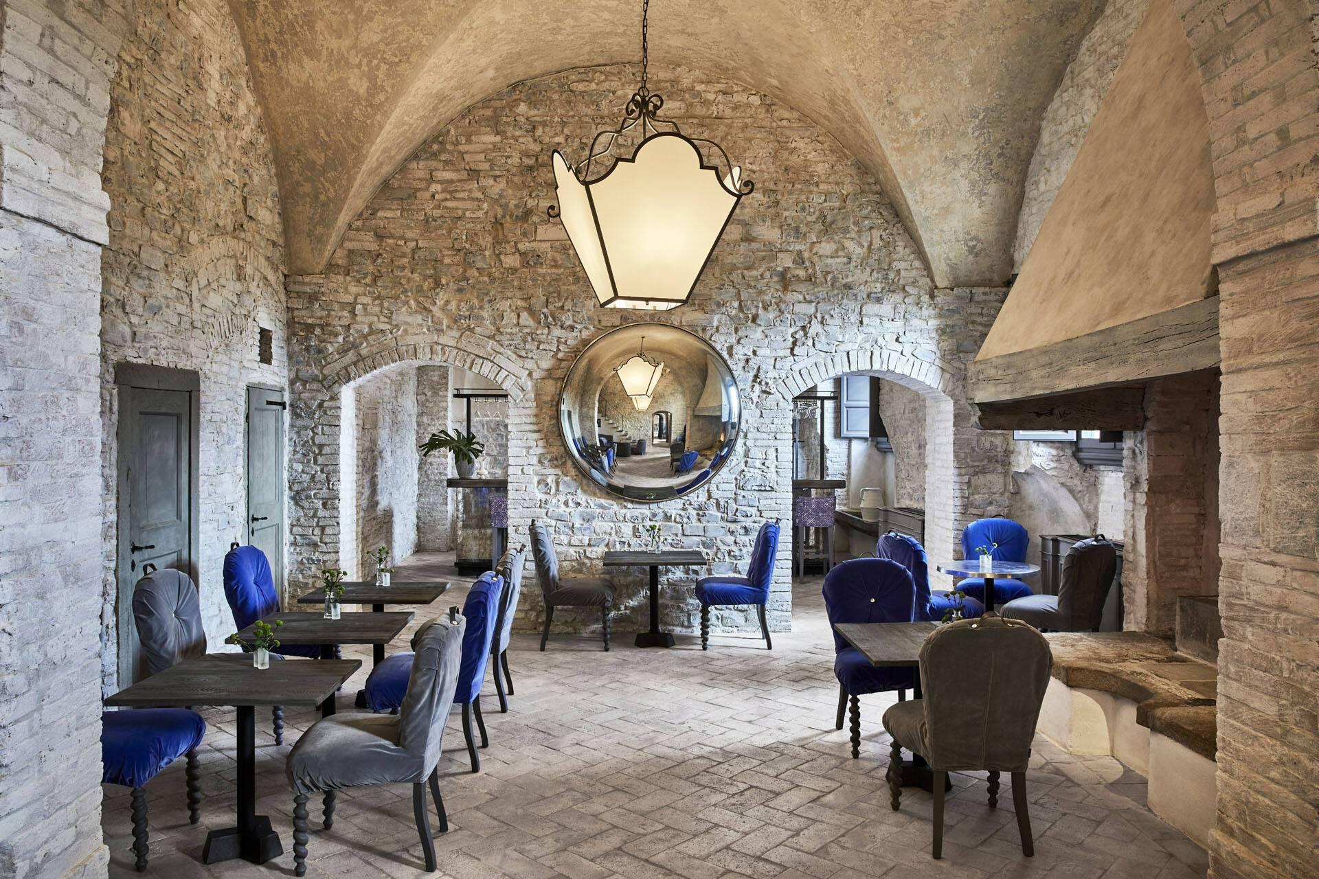 Como Castello del Nero Toscane La Taverna