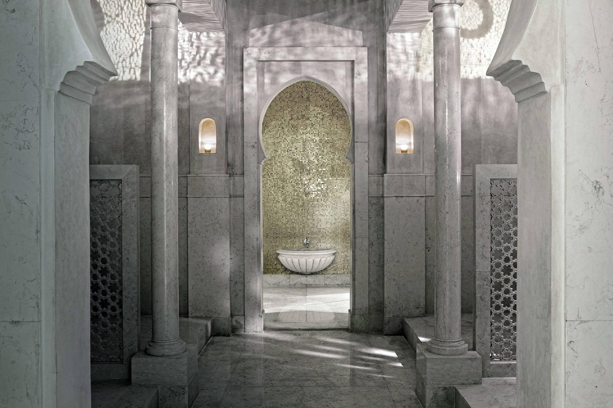 Royal Mansour Spa Hammam Marrakech Maroc