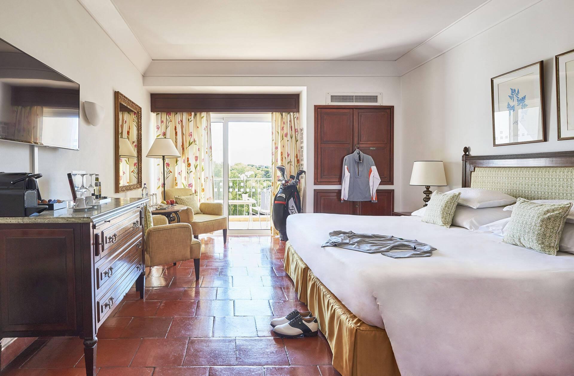 Dona Filipa Chambre Classique Algarve Portugal
