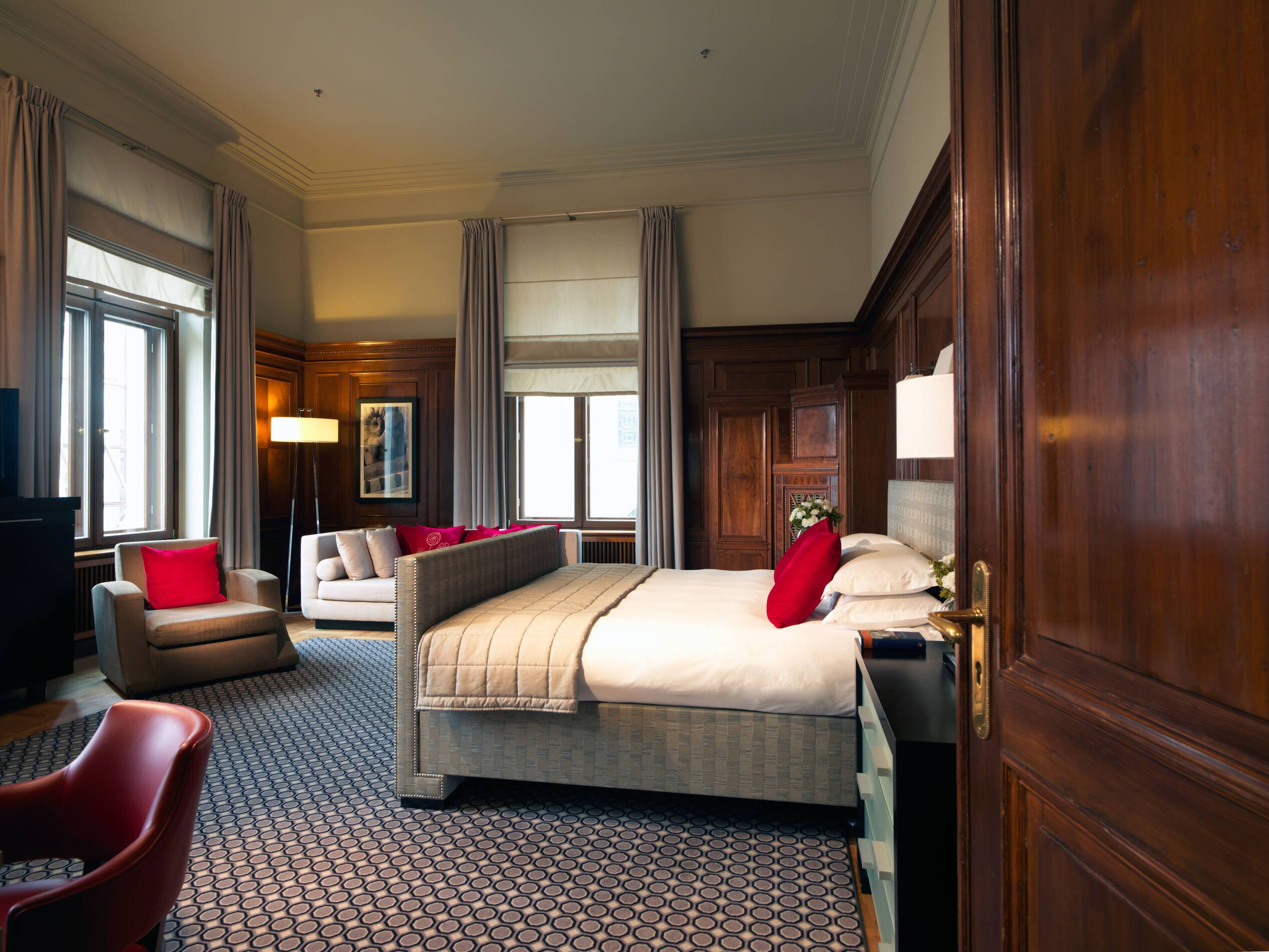 Hotel de Rome Berlin Rocco Forte Gutmann Suite