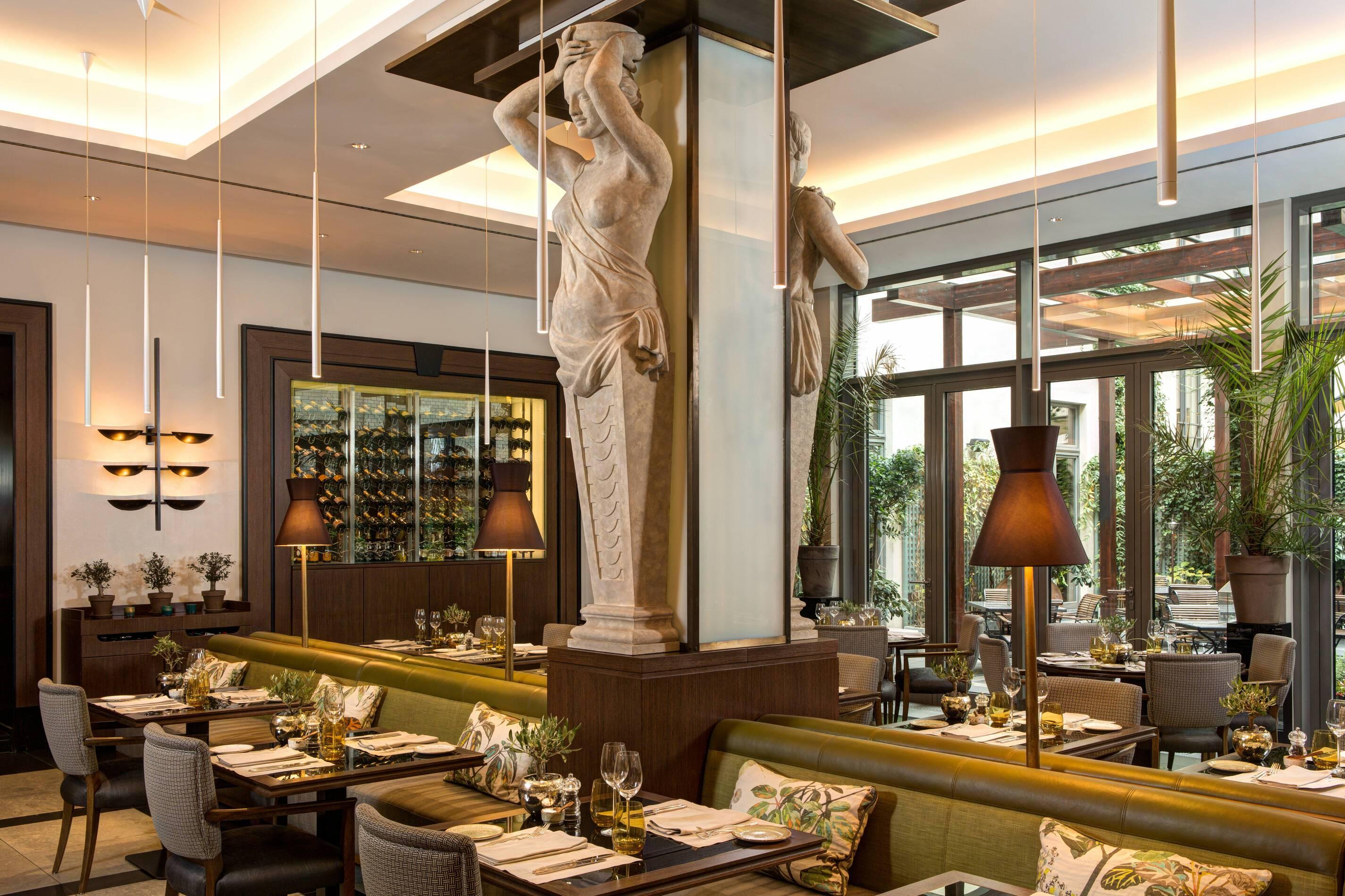 Hotel de Rome Berlin Rocco Forte La Banca Restaurant
