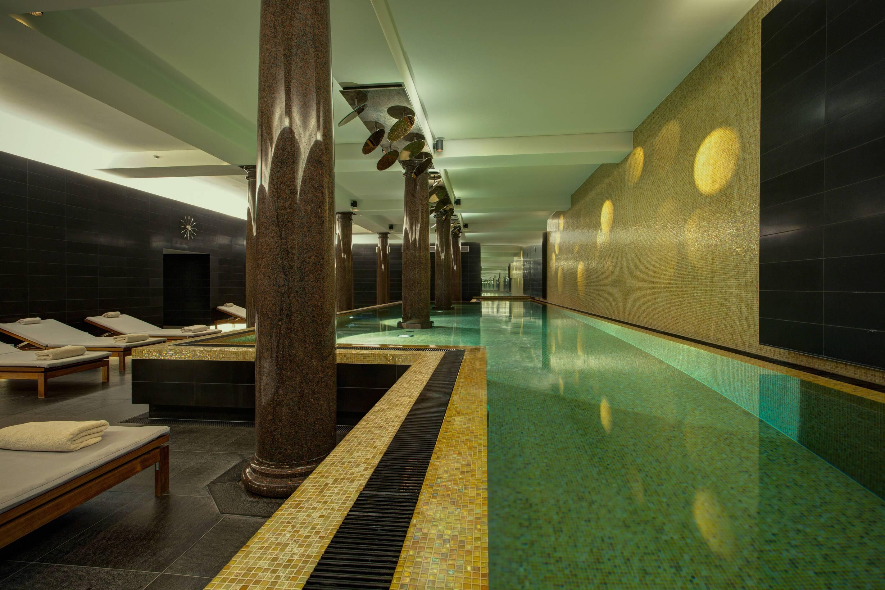 Hotel de Rome Berlin Rocco Forte Piscine