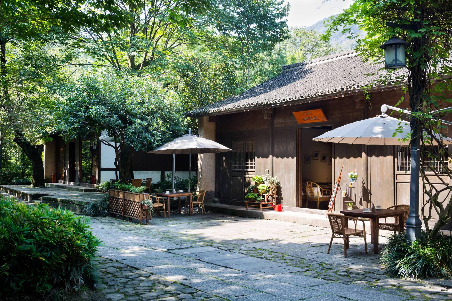 Amanfayun Hangzhou Cafe