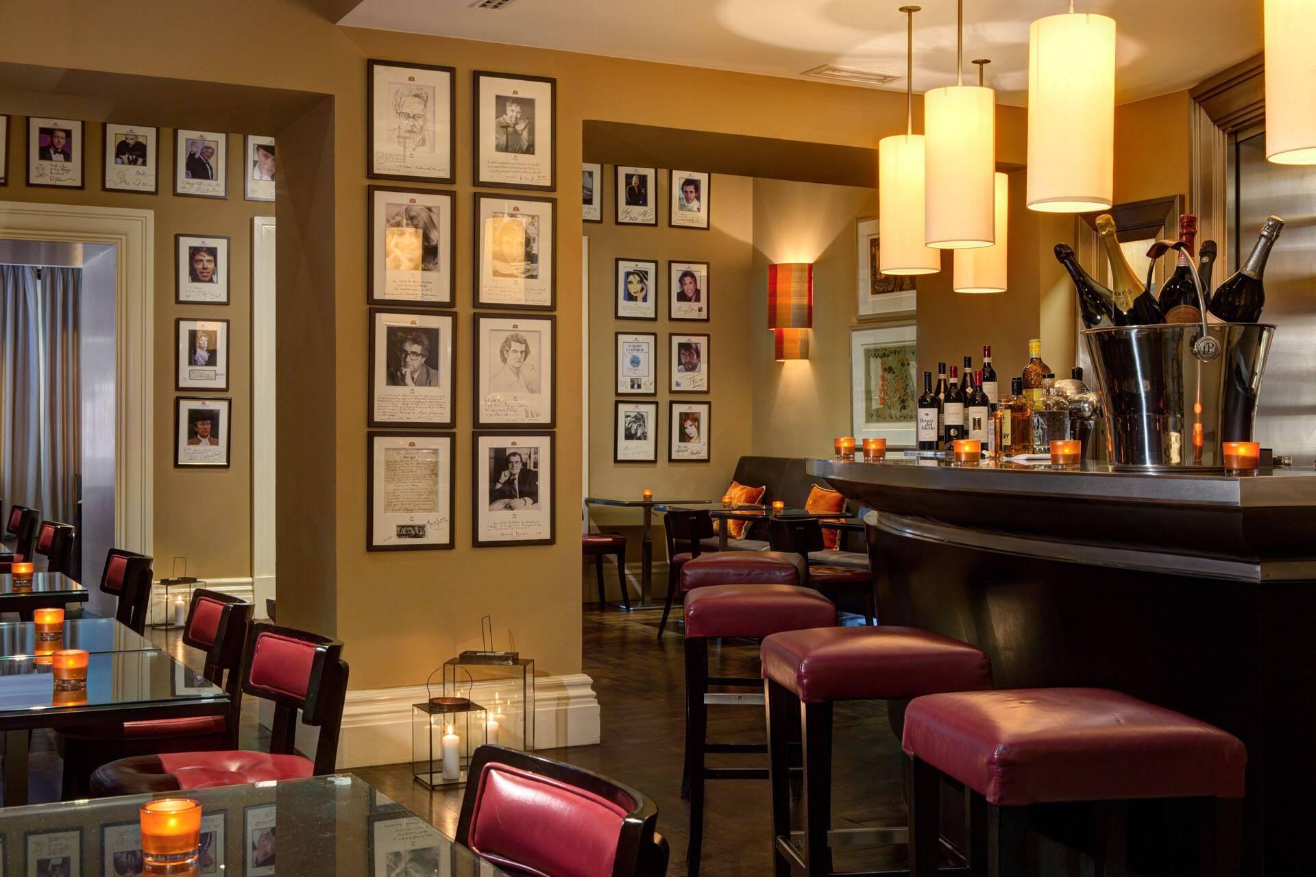 Amigo hotel Bruxelles Bar Amigo