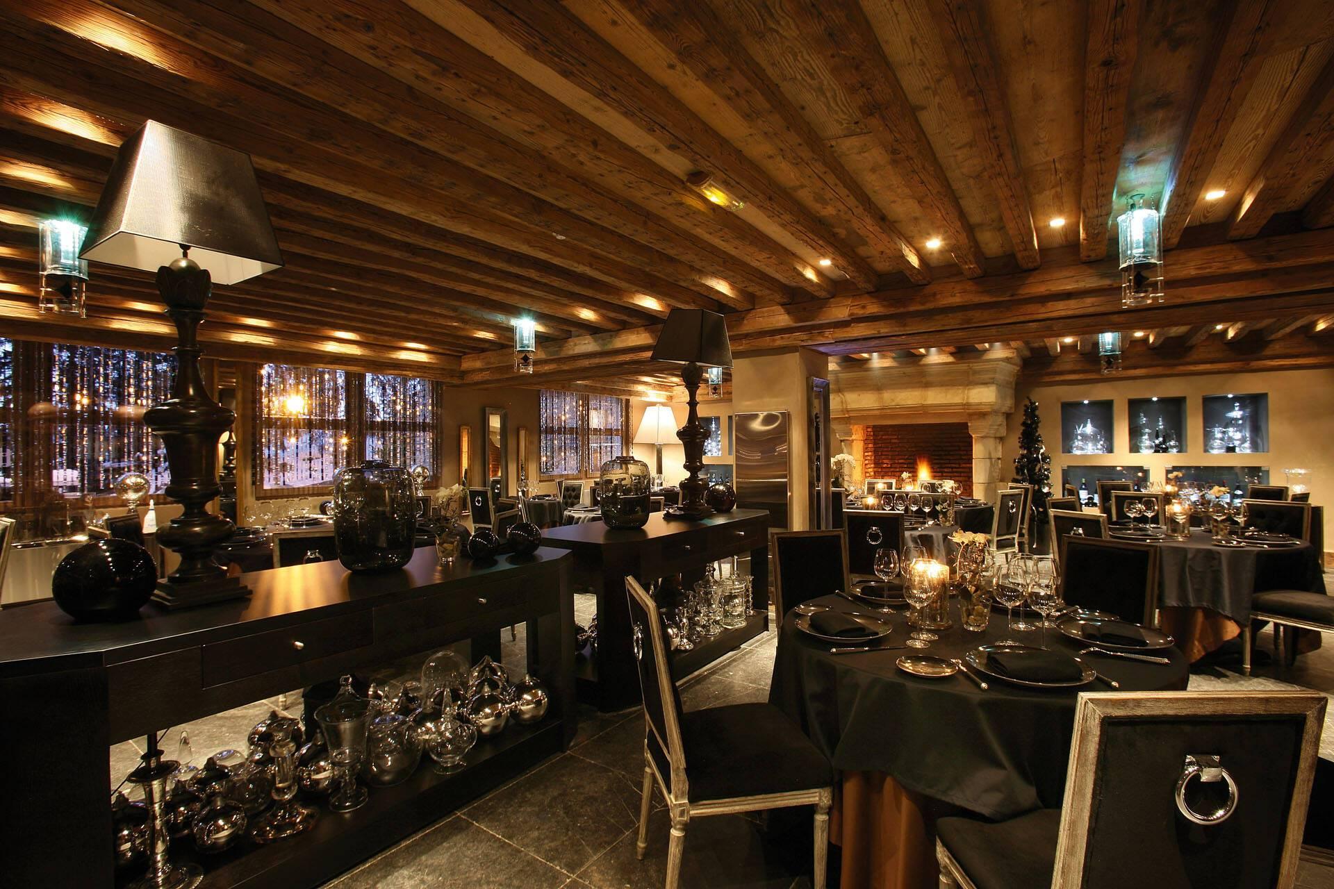 Saint Roch Courchevel Restaurant