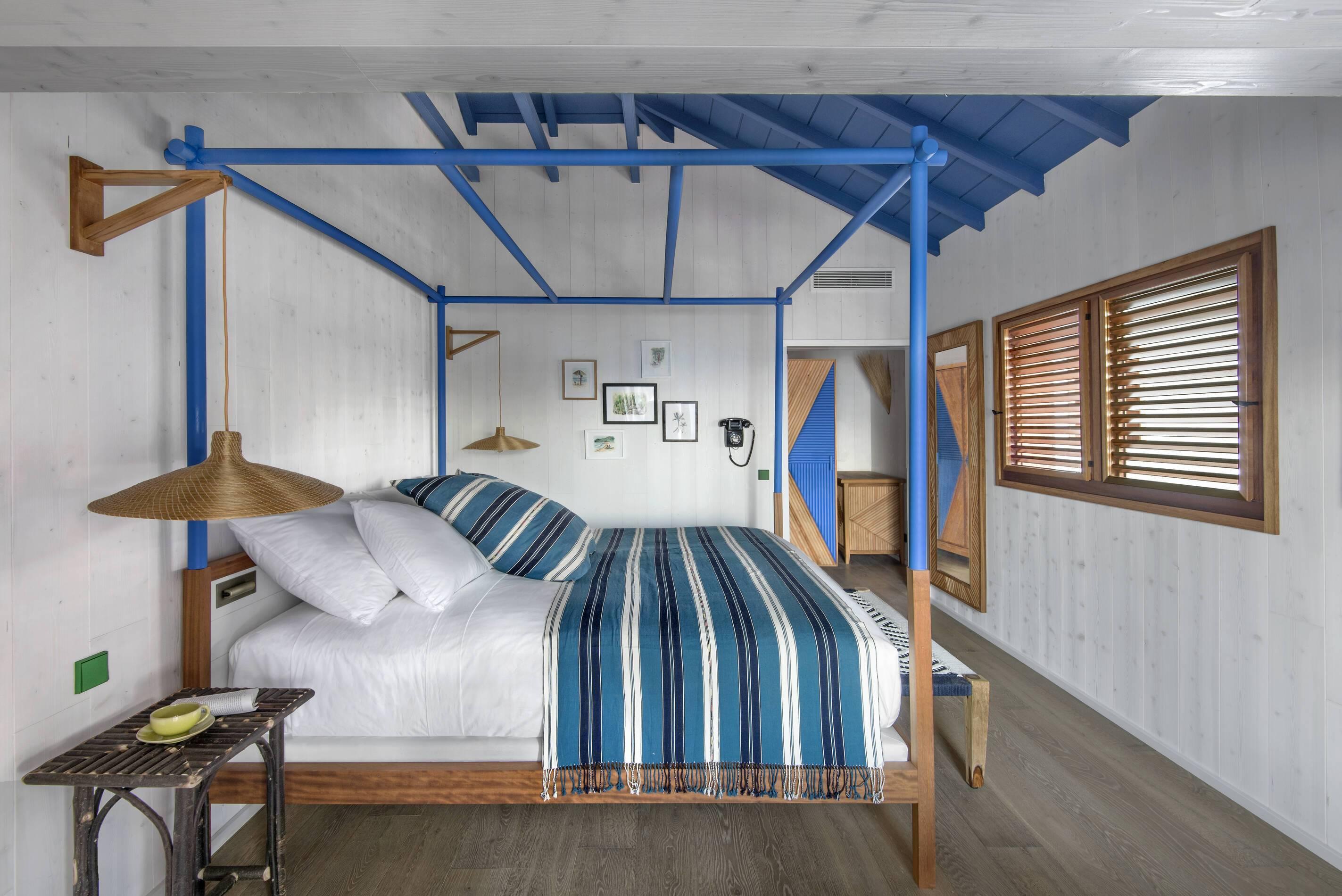 Manapany Chambre Ocean Deluxe Saint Barth