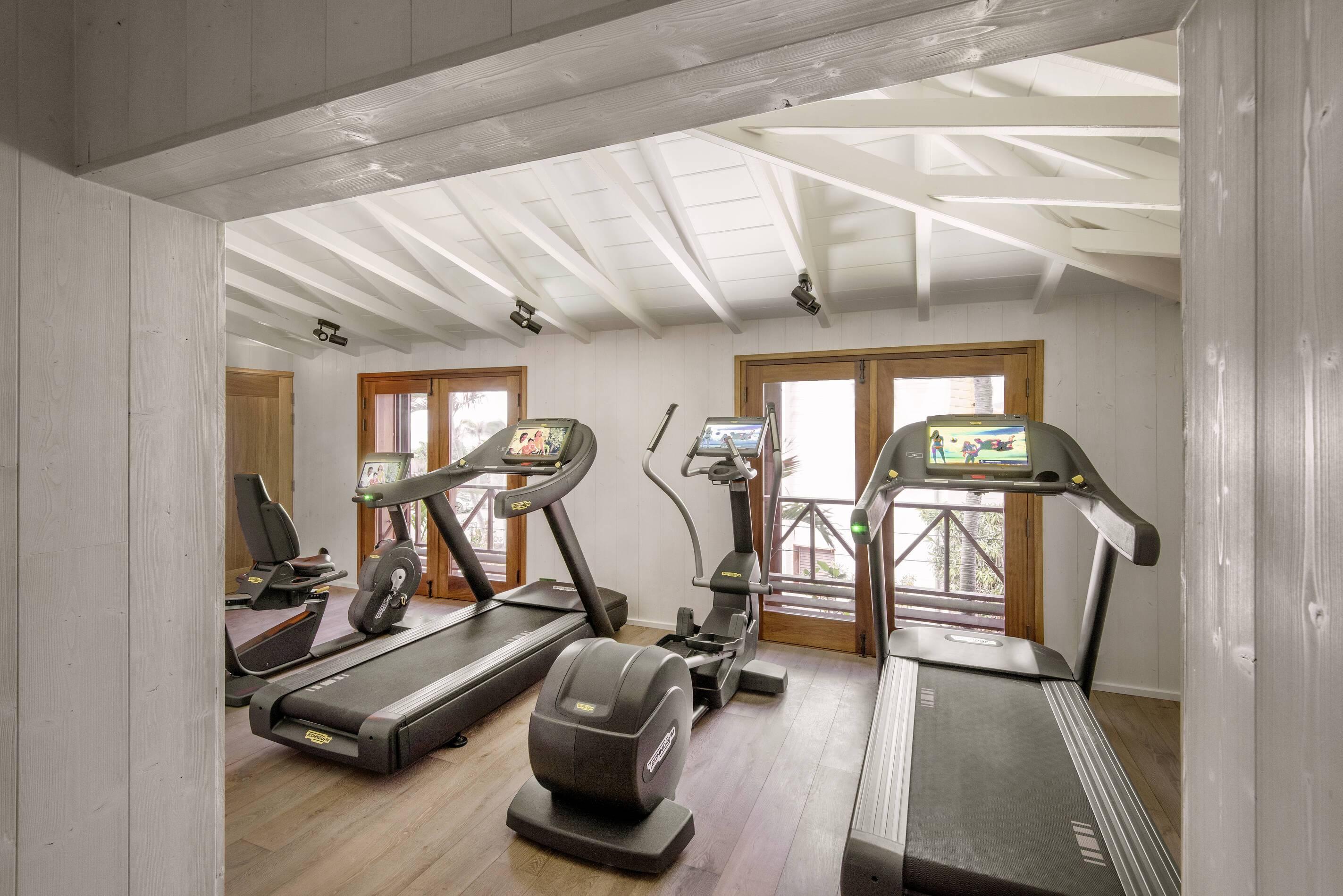 Manapany Gym Saint Barth