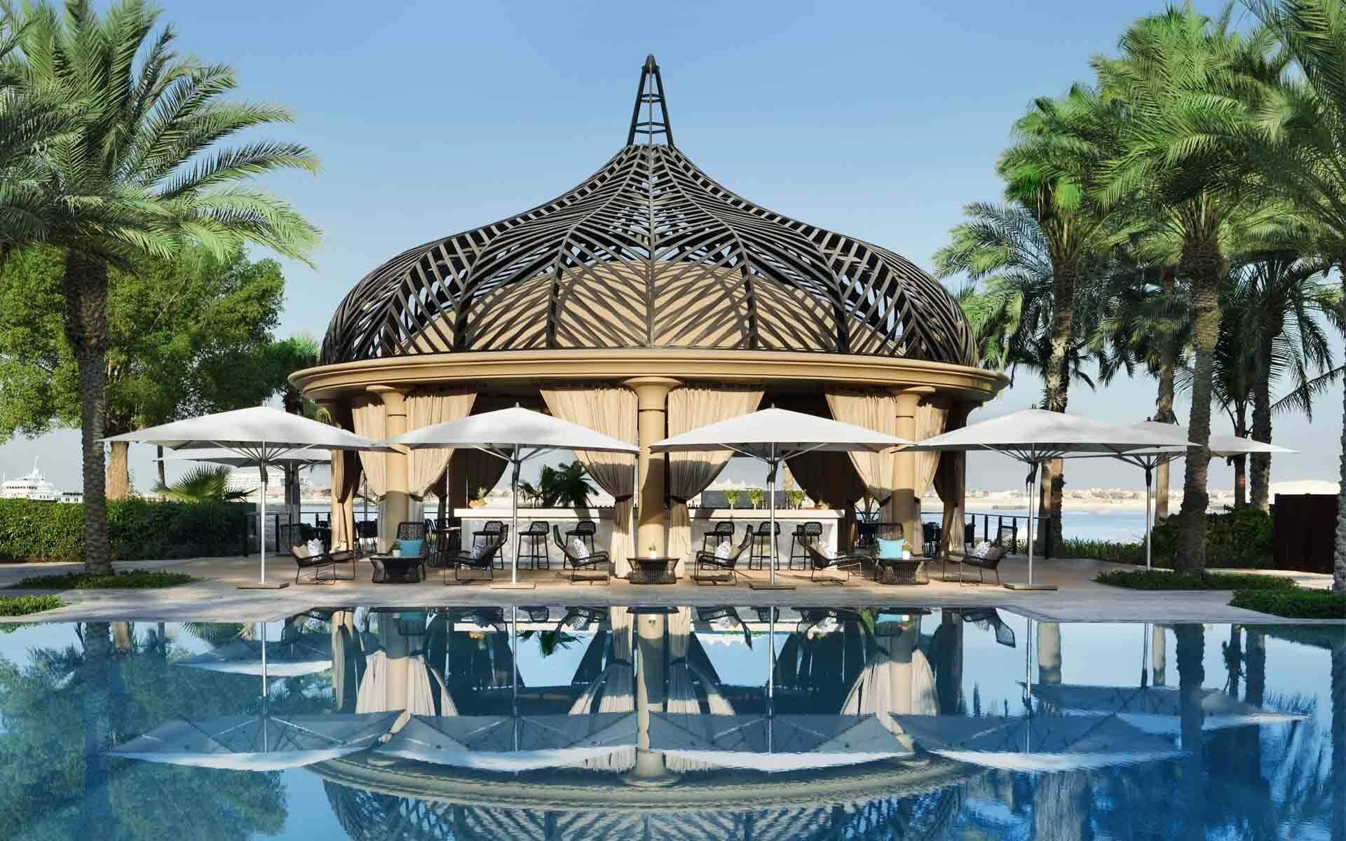 One And Ony Royal Mirage Piscine Dubai