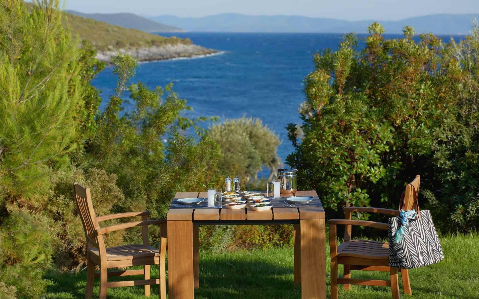 Six Senses Kaplankaya Restaurant Mezze By The Sea Turquie