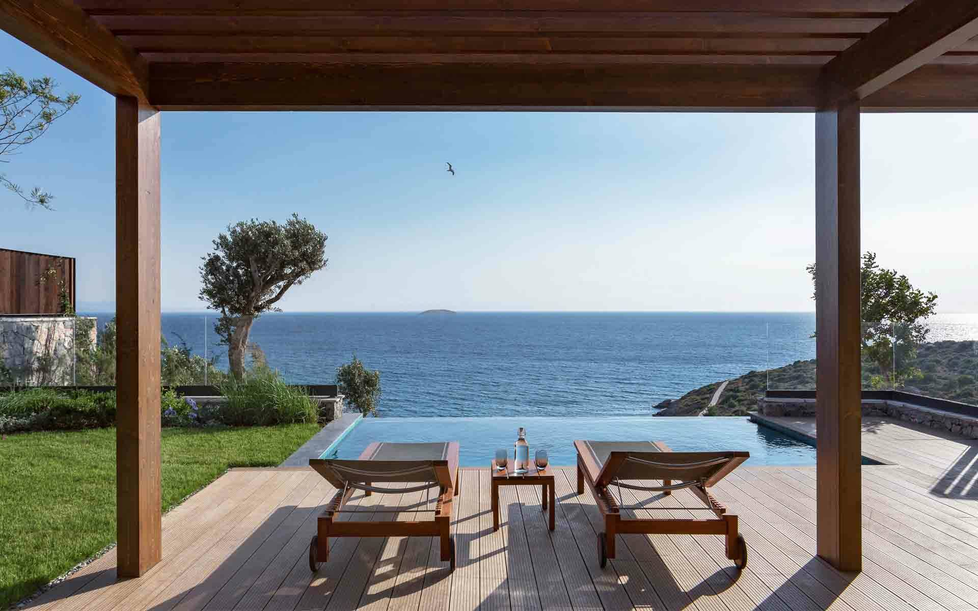 Six Senses Kaplankaya Ridge Villa Terrasse Turquie