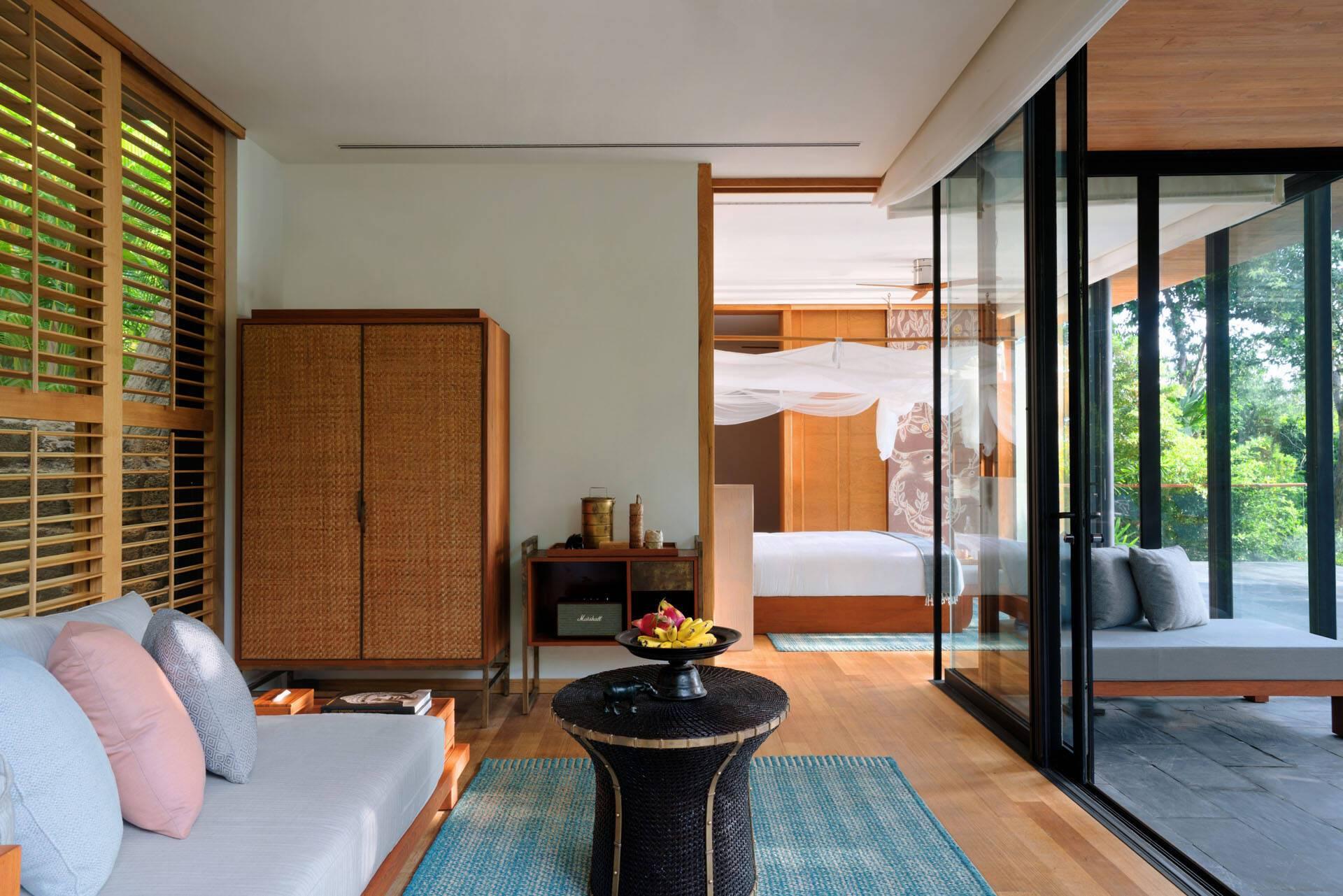 Six Senses Krabey Island Cambodge Hideaway Pool Villa Suite