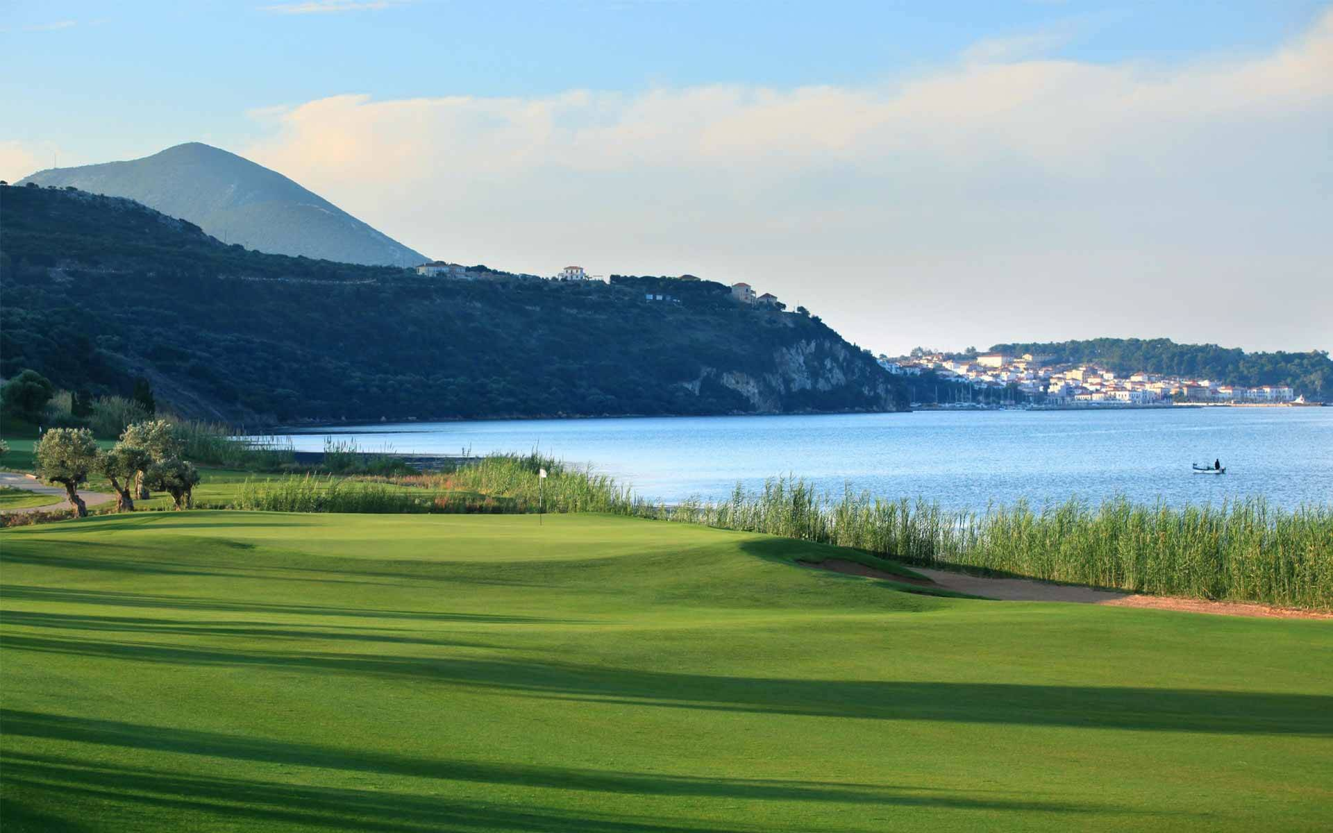 The Romanos Costa Navarino Golf Grece