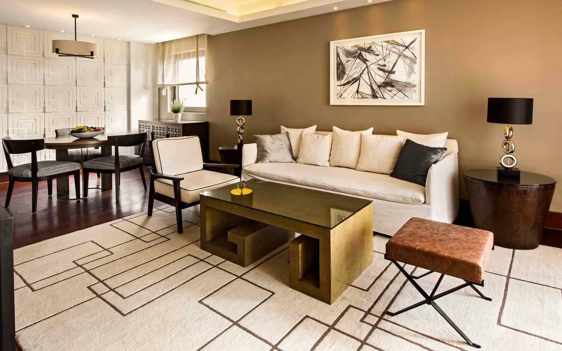 The Romanos Costa Navarino Suite Grand Infinity Living Grece
