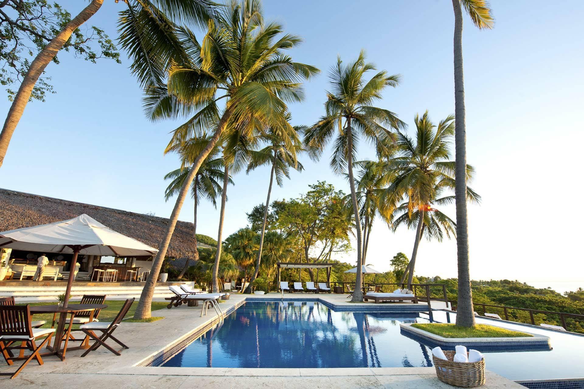 Casa Bonita Tropical Lodge Republique Dominicaine Piscine