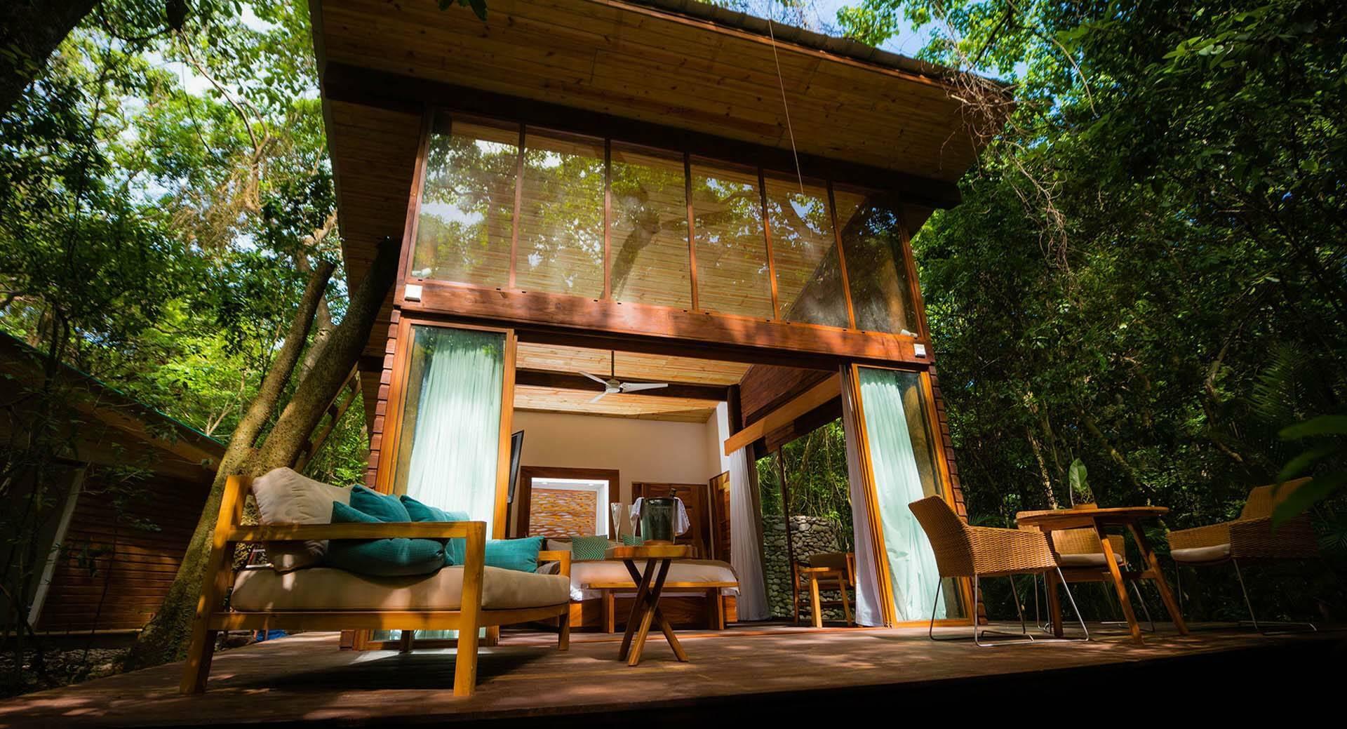 Casa Bonita Tropical Lodge Republique Dominicaine River Suite