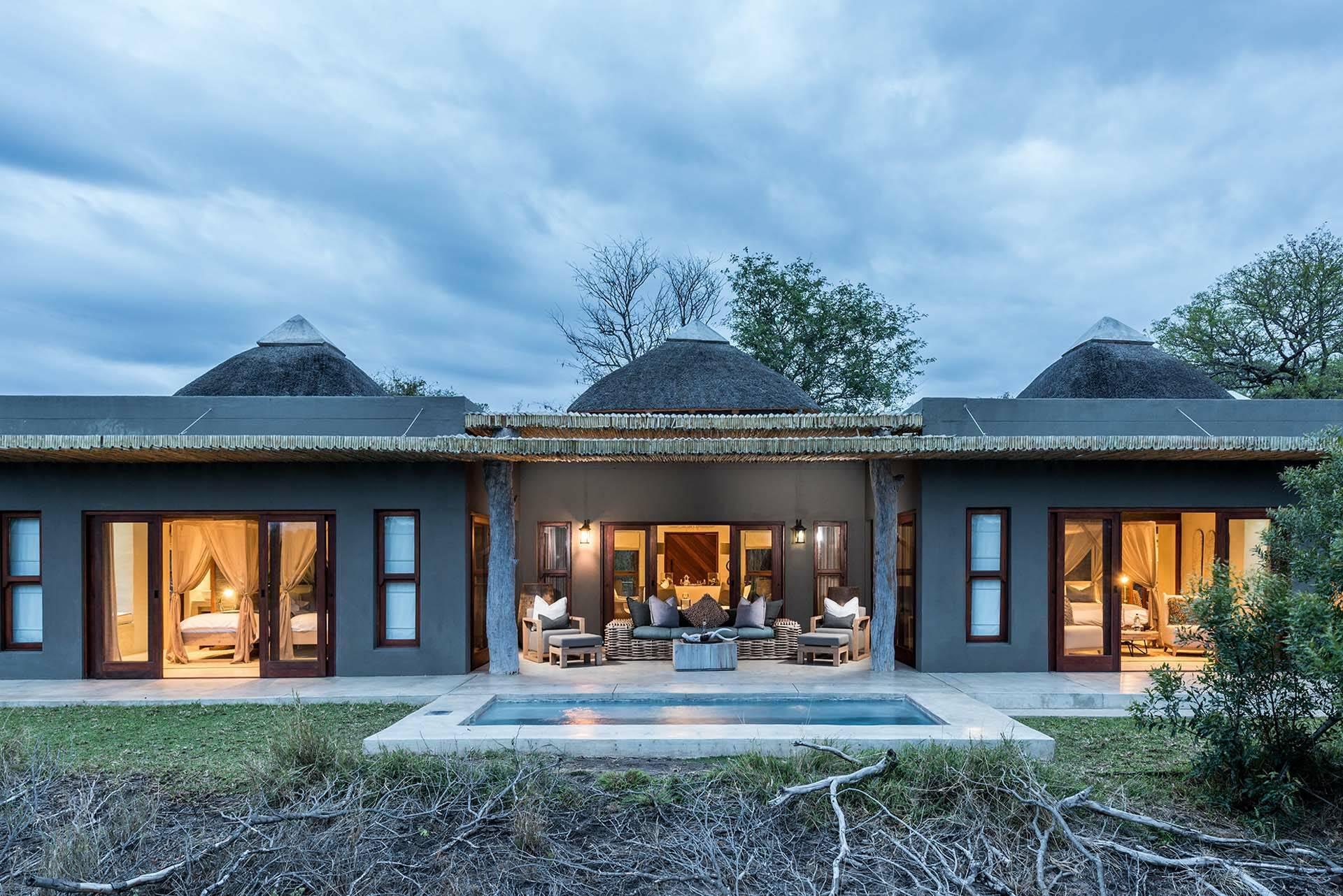 Sabi Sabi Bush Lodge Afrique du Sud Villa