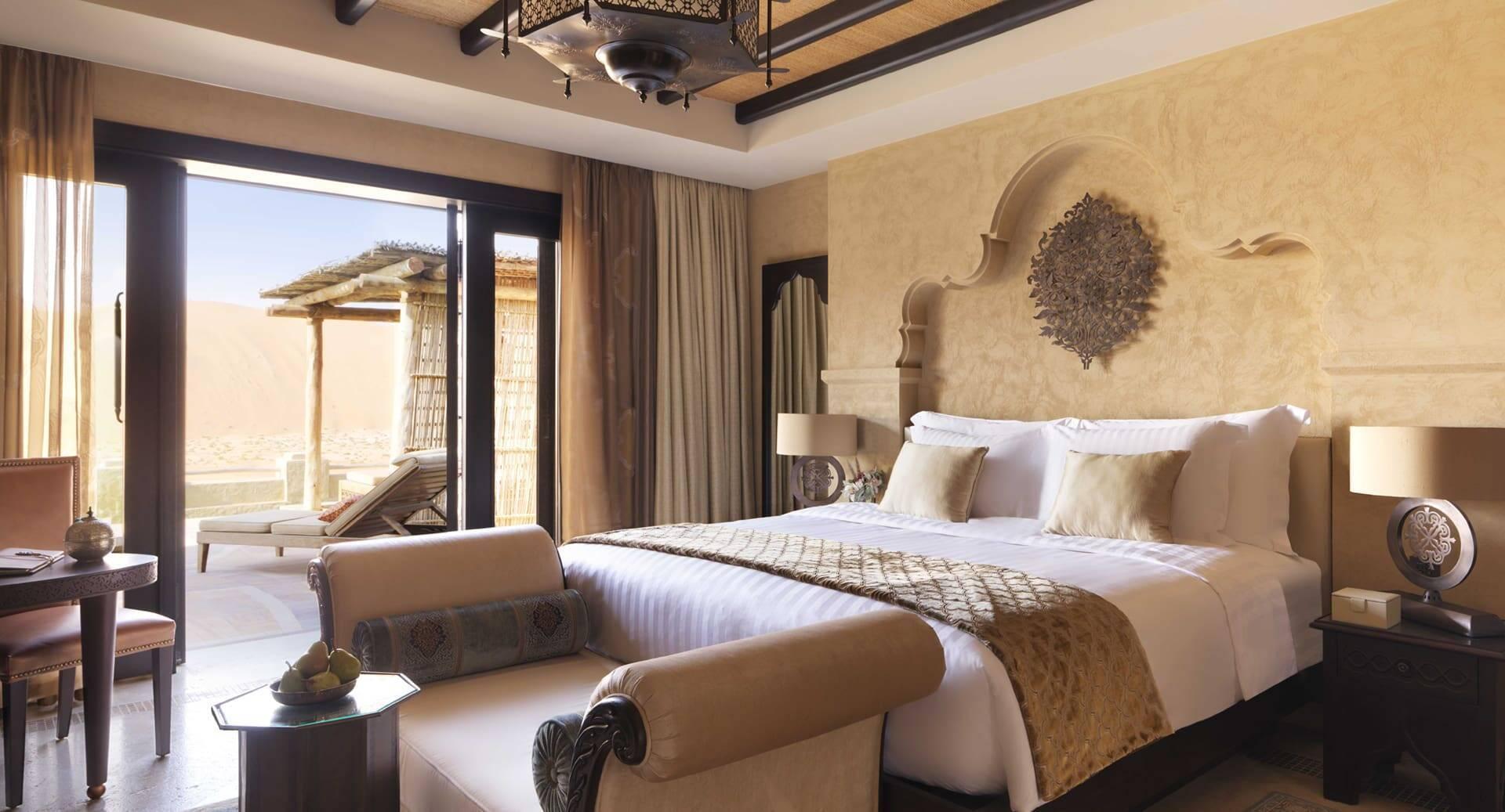 Abu Dhabi Anantara Qasr al Sarab Desert Chambre