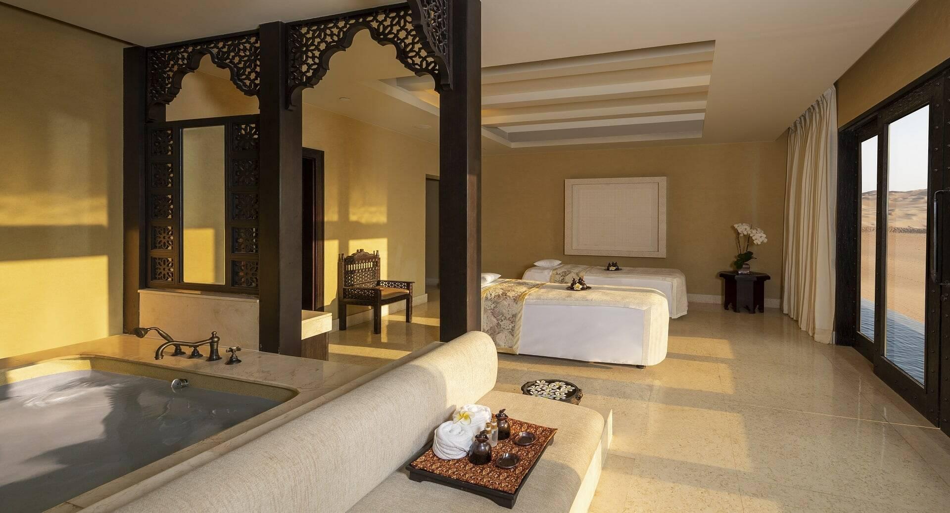 Abu Dhabi Anantara Qasr al Sarab Desert Spa