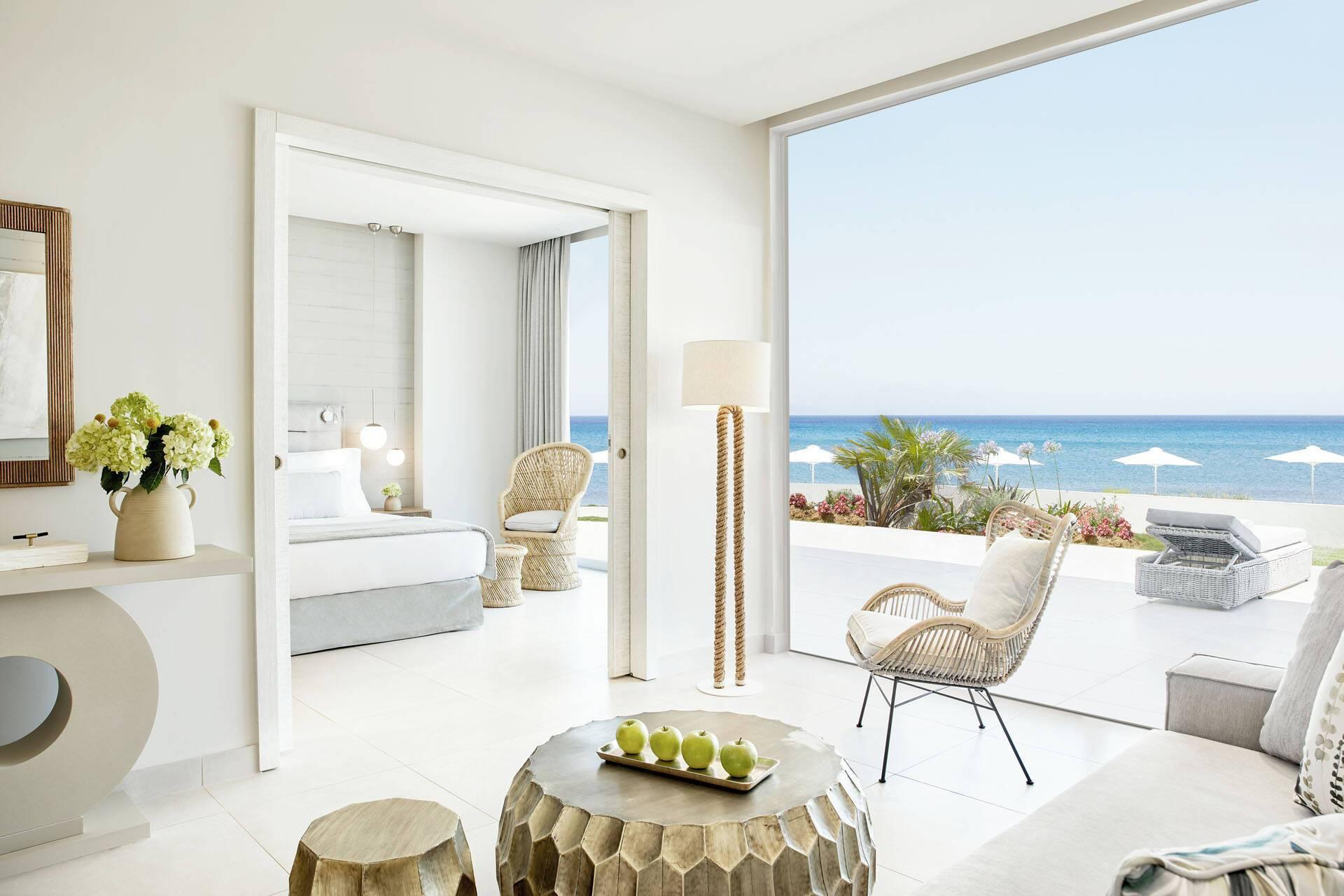 Ikos Aria Kos Grece One Bedroom Suite Private Garden