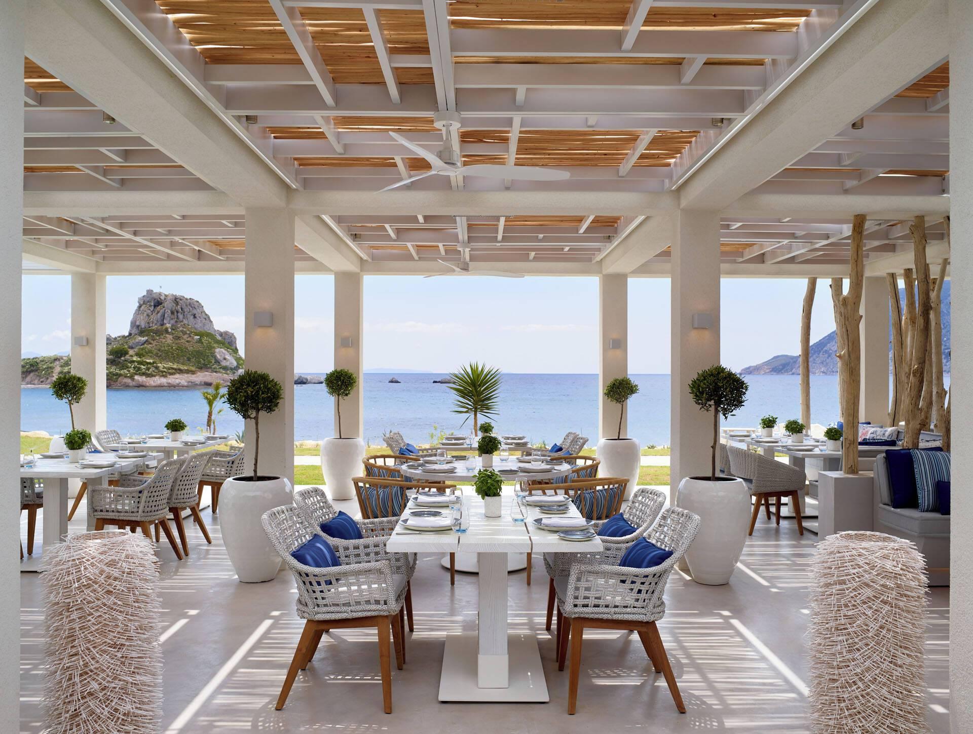 Ikos Aria Kos Grece Ouzo Restaurant
