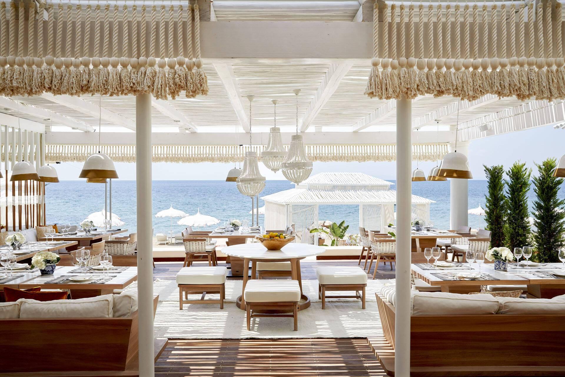Danai Thessalonique Grece Anithos Restaurant