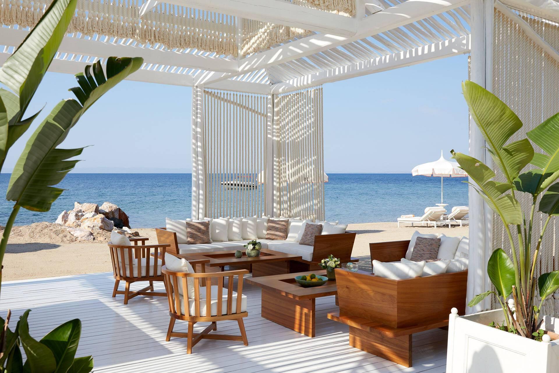 Danai Thessalonique Grece Beach Reception