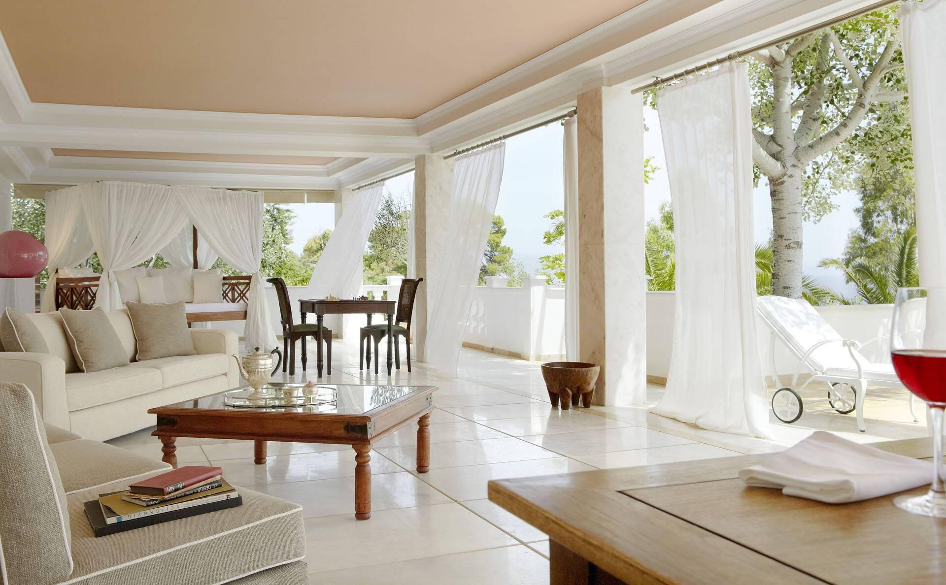 Danai Thessalonique Grece Mandarin Villa III