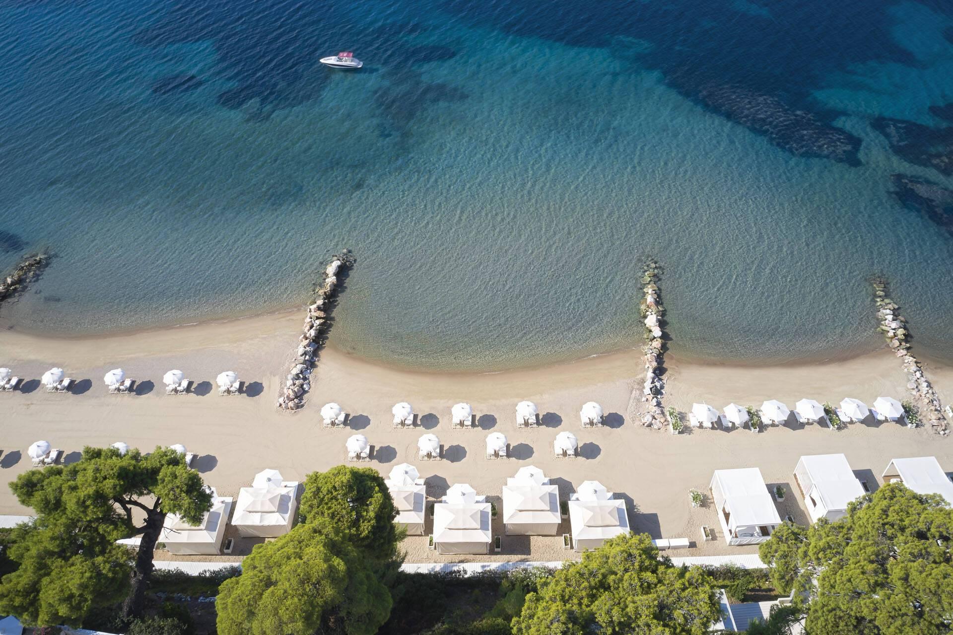 Danai Thessalonique Grece Plage Privee