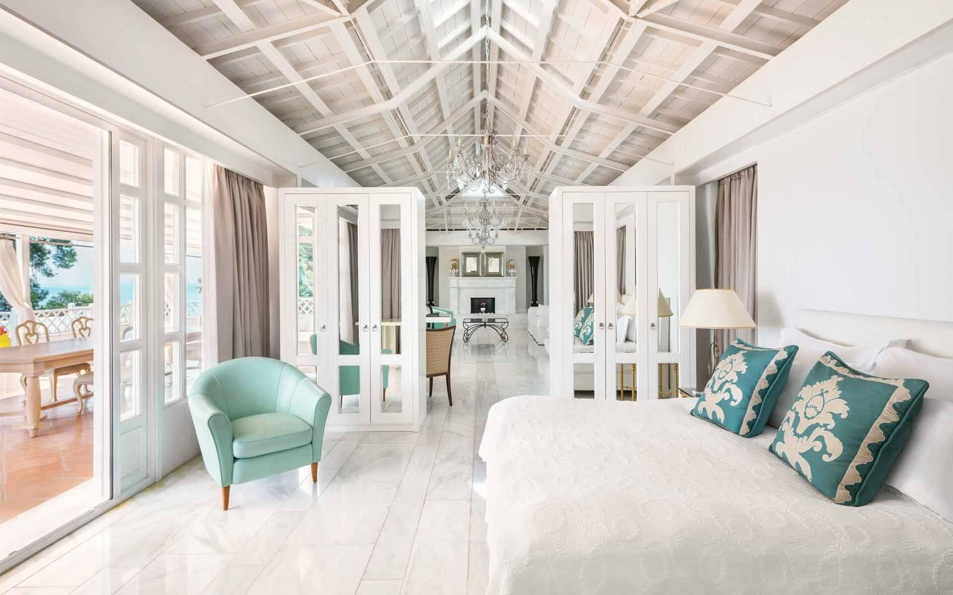 Grece danai chambre mediterranean suite