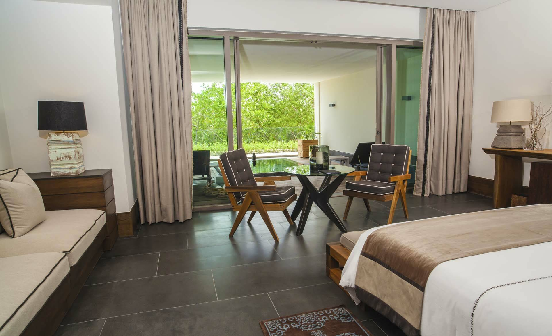 Nizuc Cancun Mexique Garden Suite Junior