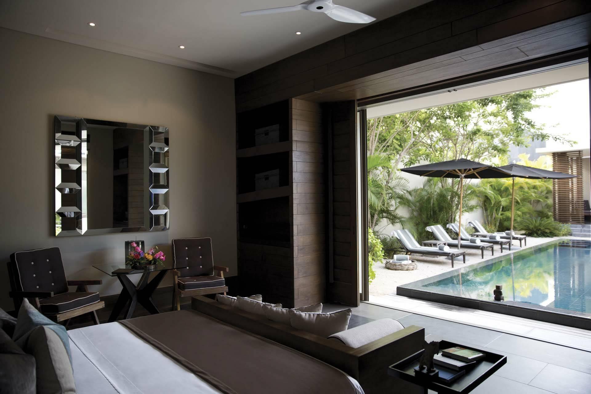 Nizuc Cancun Mexique PoolVilla