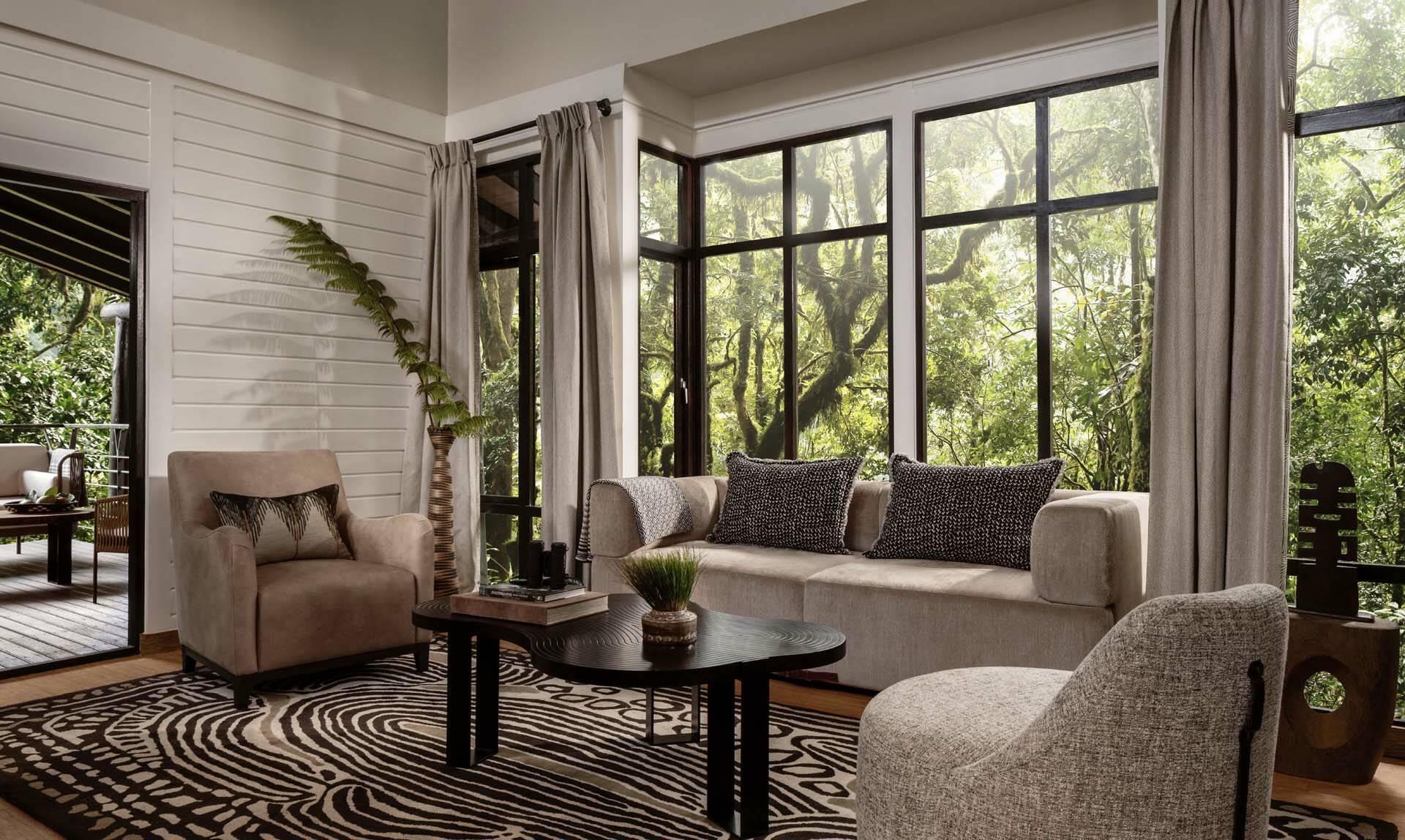 Rwanda OneandOnly NyungweHouse Suite