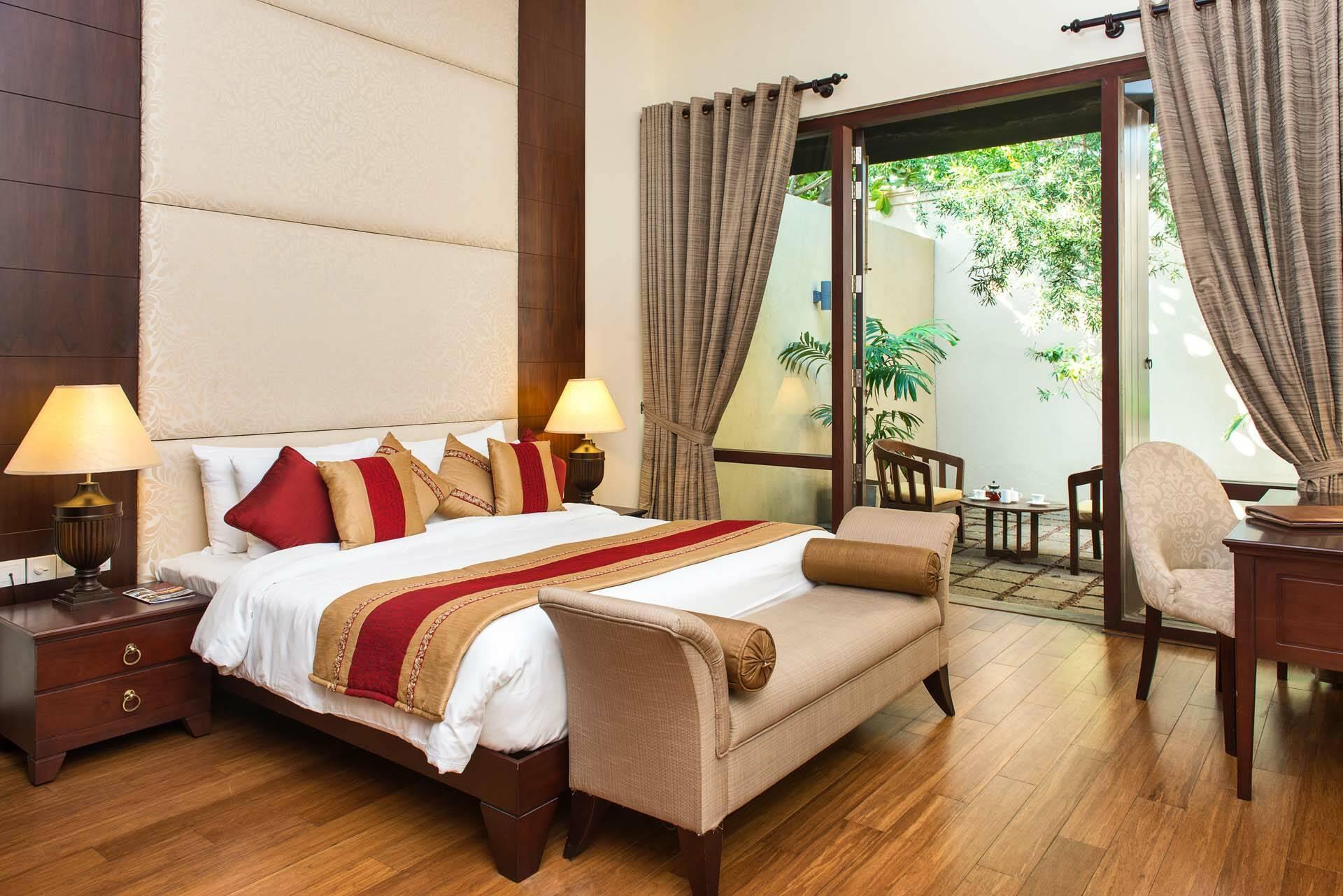 Sri Lanka Residence UGA Colombo Chambre