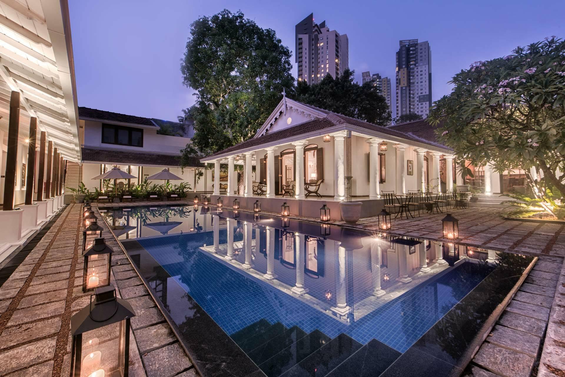 Sri Lanka Residence UGA Colombo Piscine