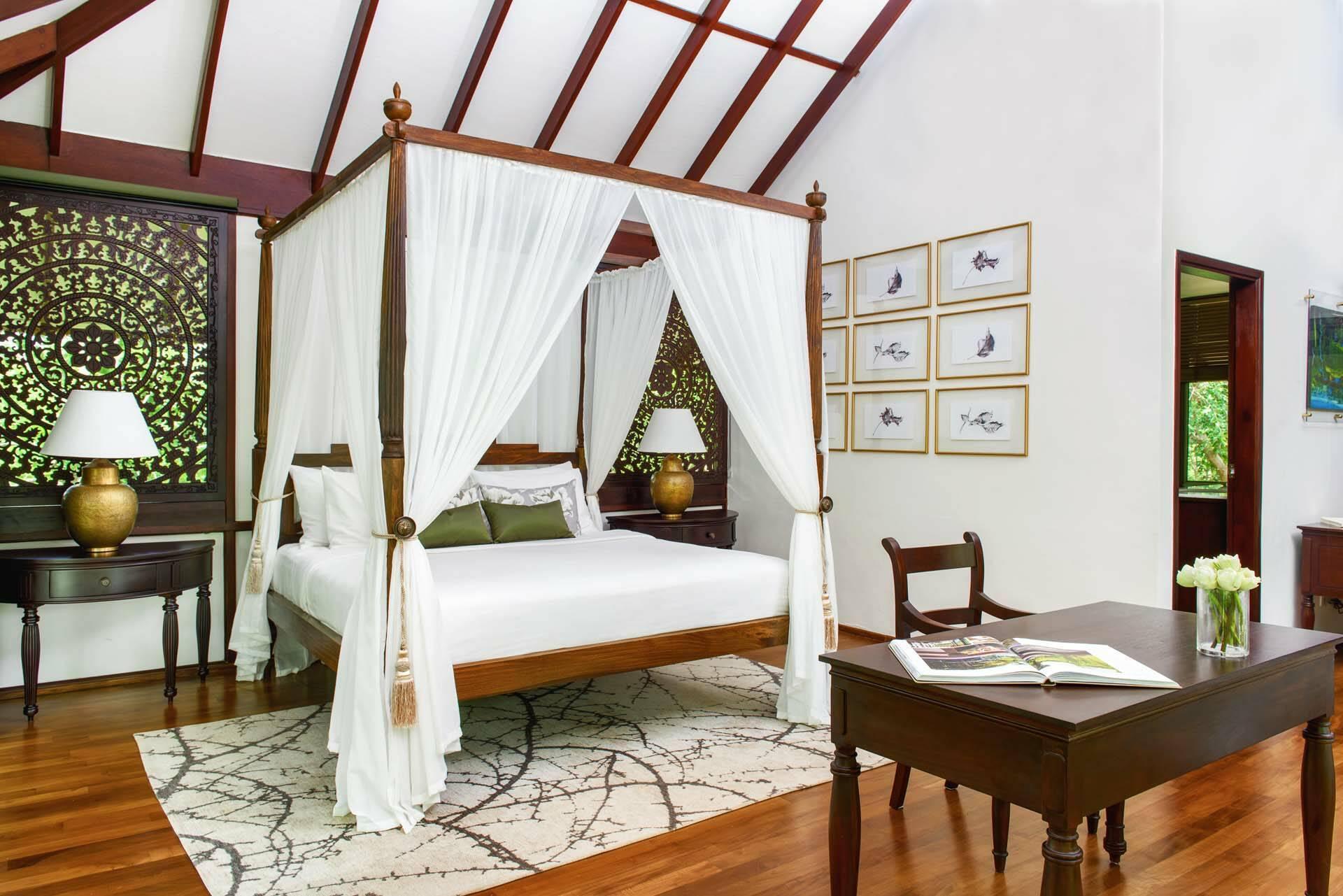 Sri Lanka Ulagalla Walawwa UGA Chambre