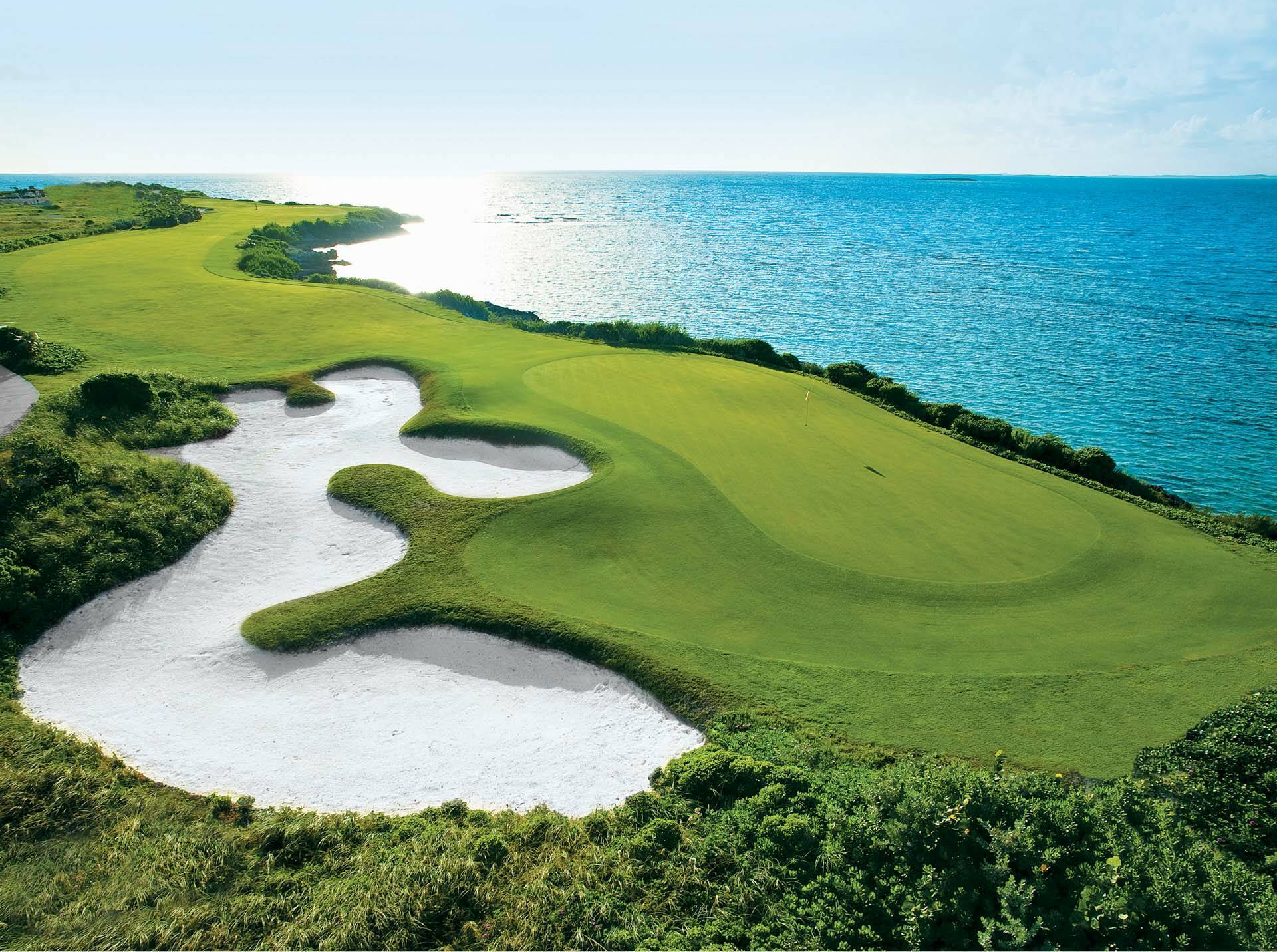 Sandals Emerald Bay Exuma Bahamas Golf