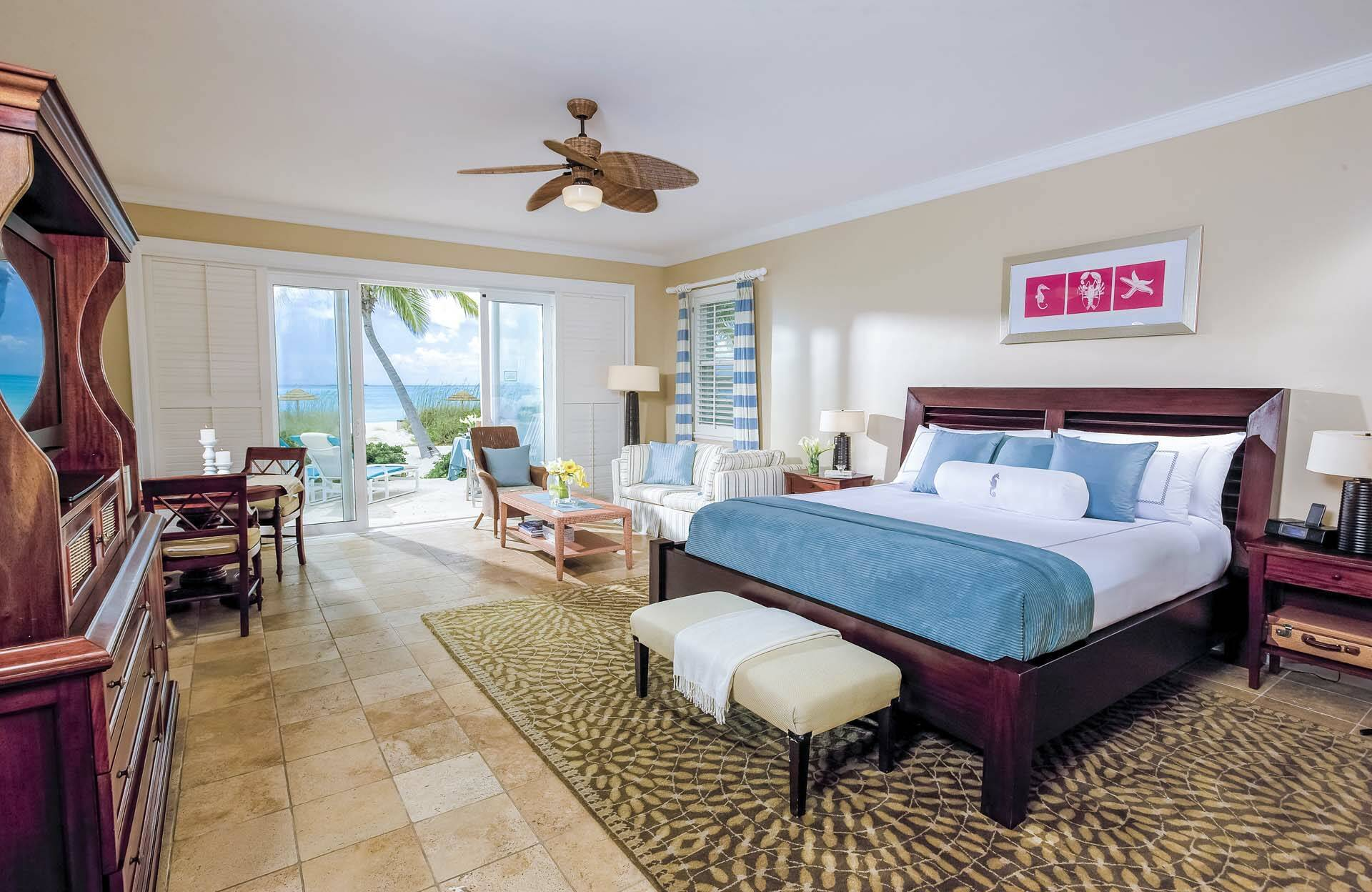 Sandals Emerald Bay Exuma Bahamas Harbour Bay Beachfront VillaSuite