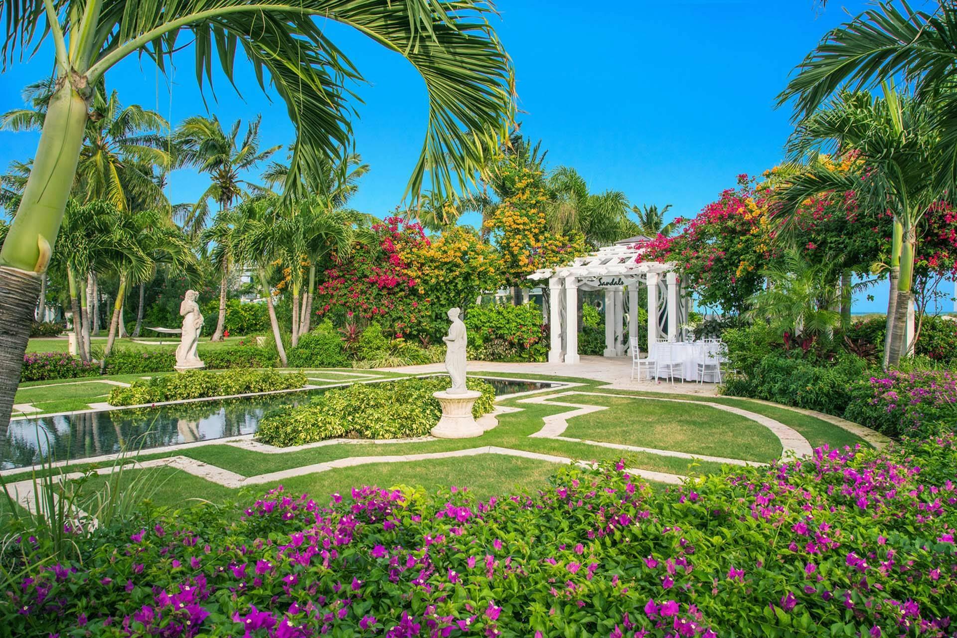 Sandals Emerald Bay Exuma Bahamas ZenGarden