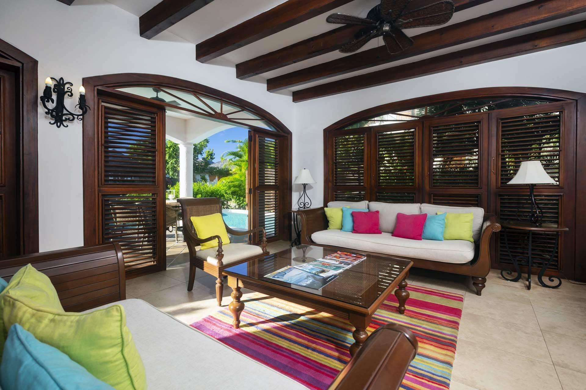 Cap Maison Salon Ocean View Villa Suite Sainte Lucie