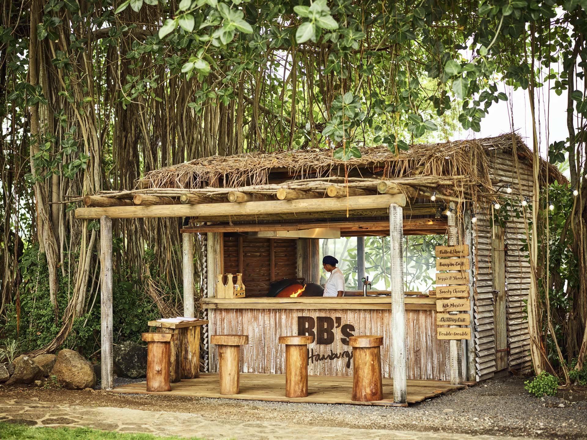 Ile Maurice Lux Grand Gaube Restaurant BBs