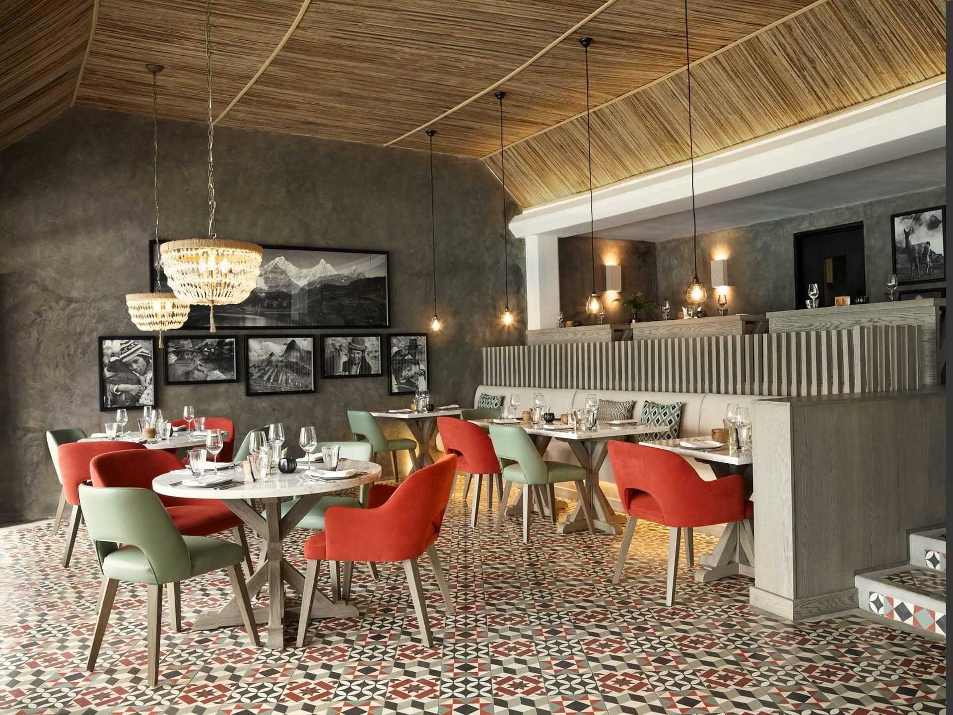 Ile Maurice Lux Grand Gaube Restaurant Inti