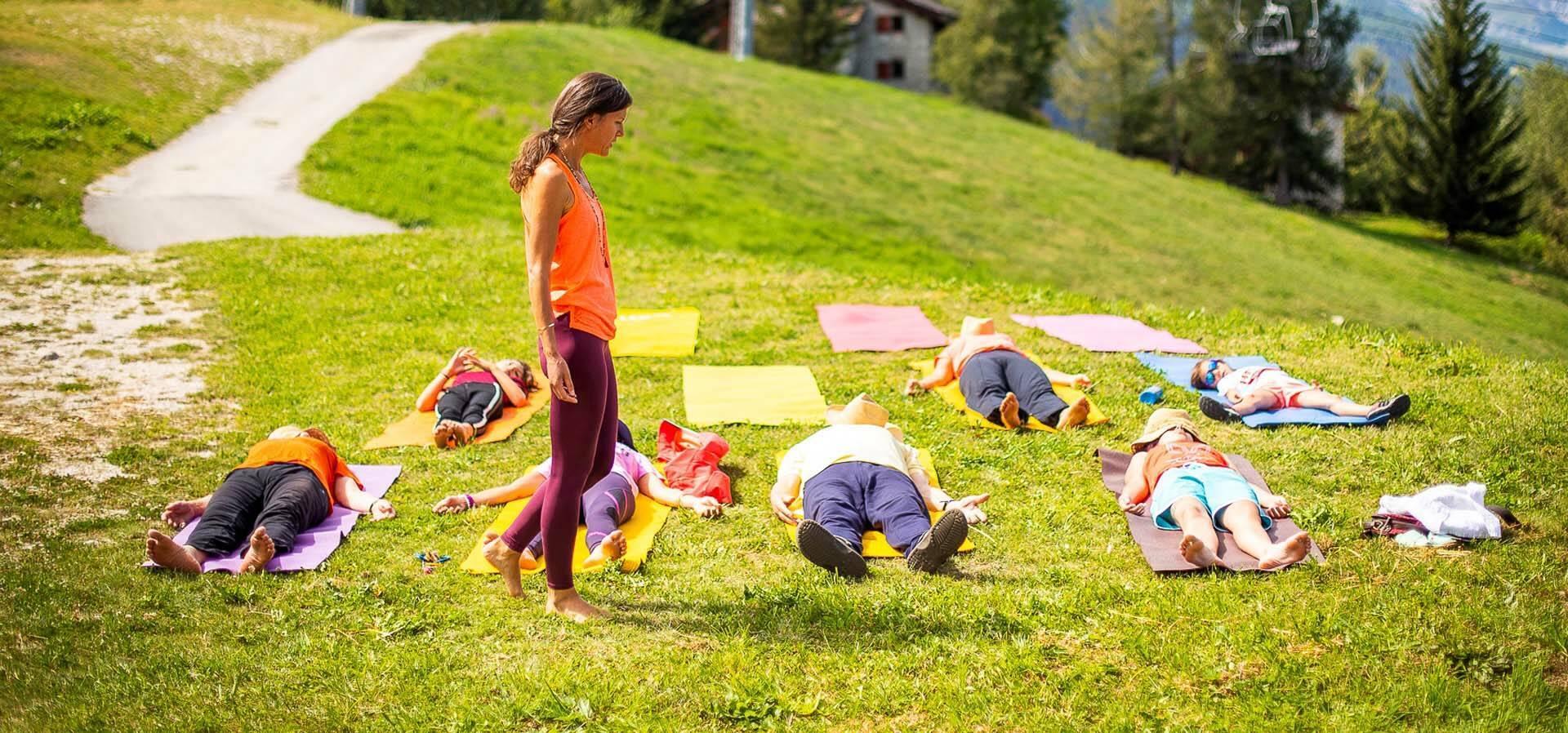 Stage Yoga Agistri Eloise