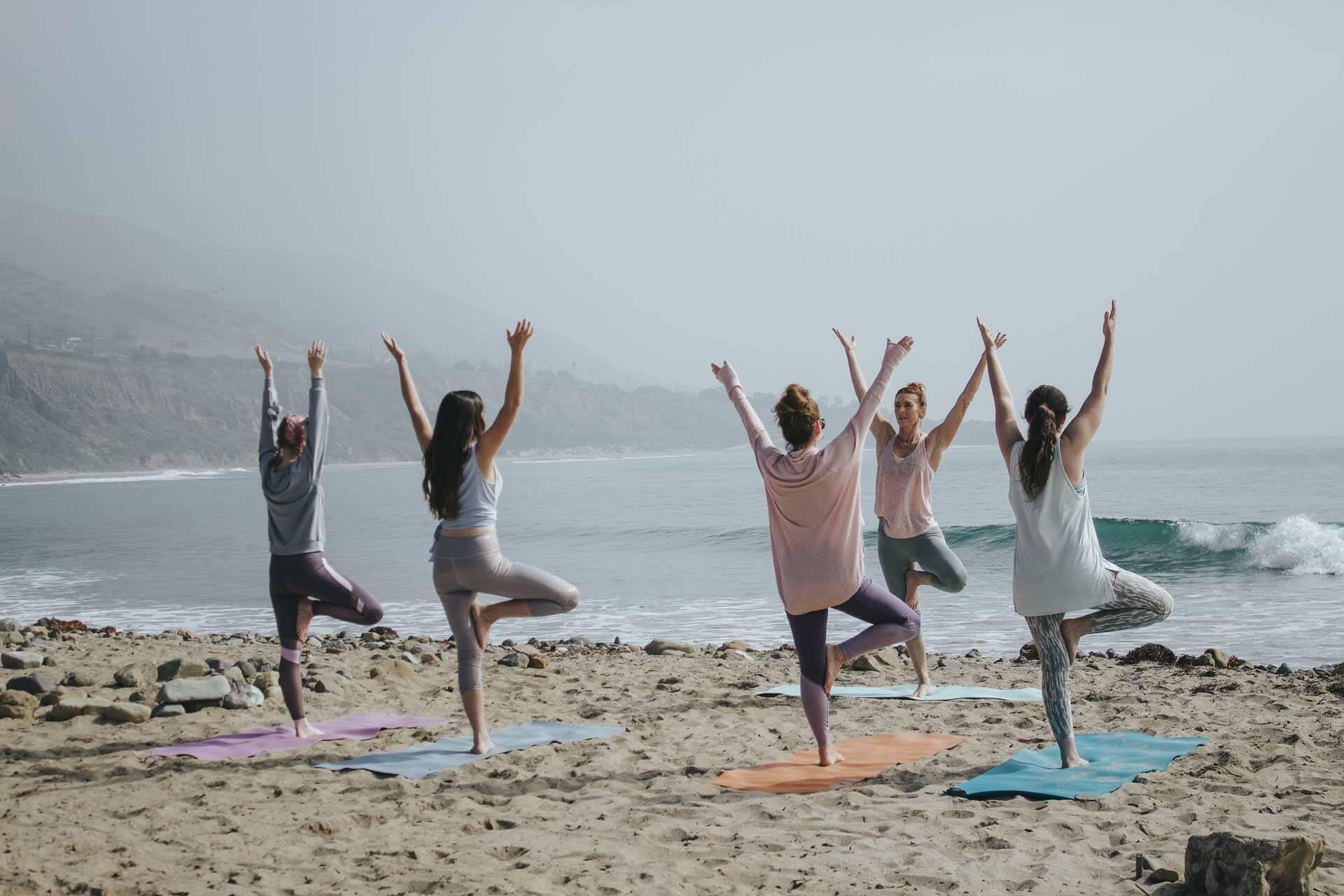 Stage Yoga Agistri Yoga Plage