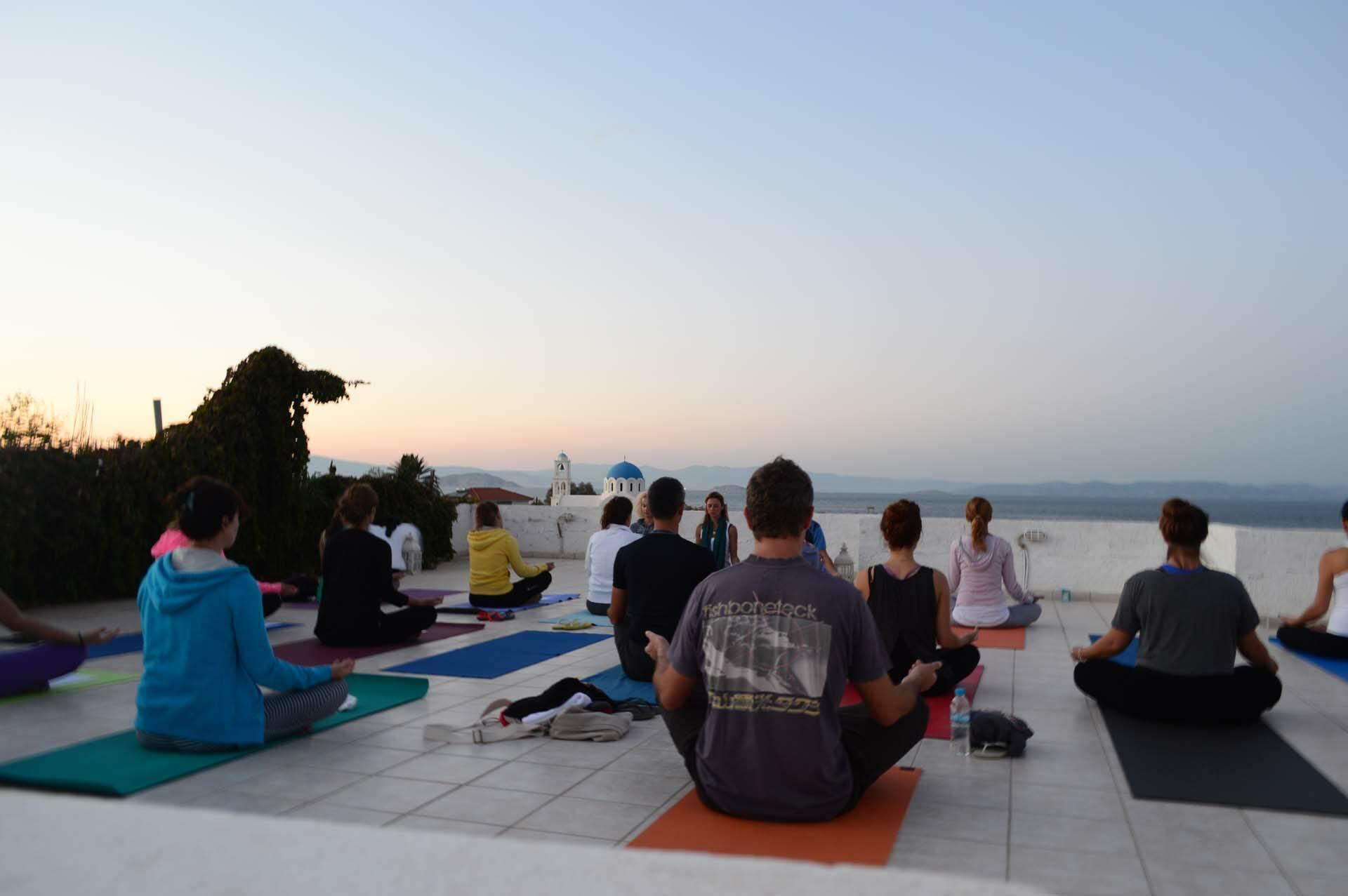 Stage Yoga Agistri Yoga
