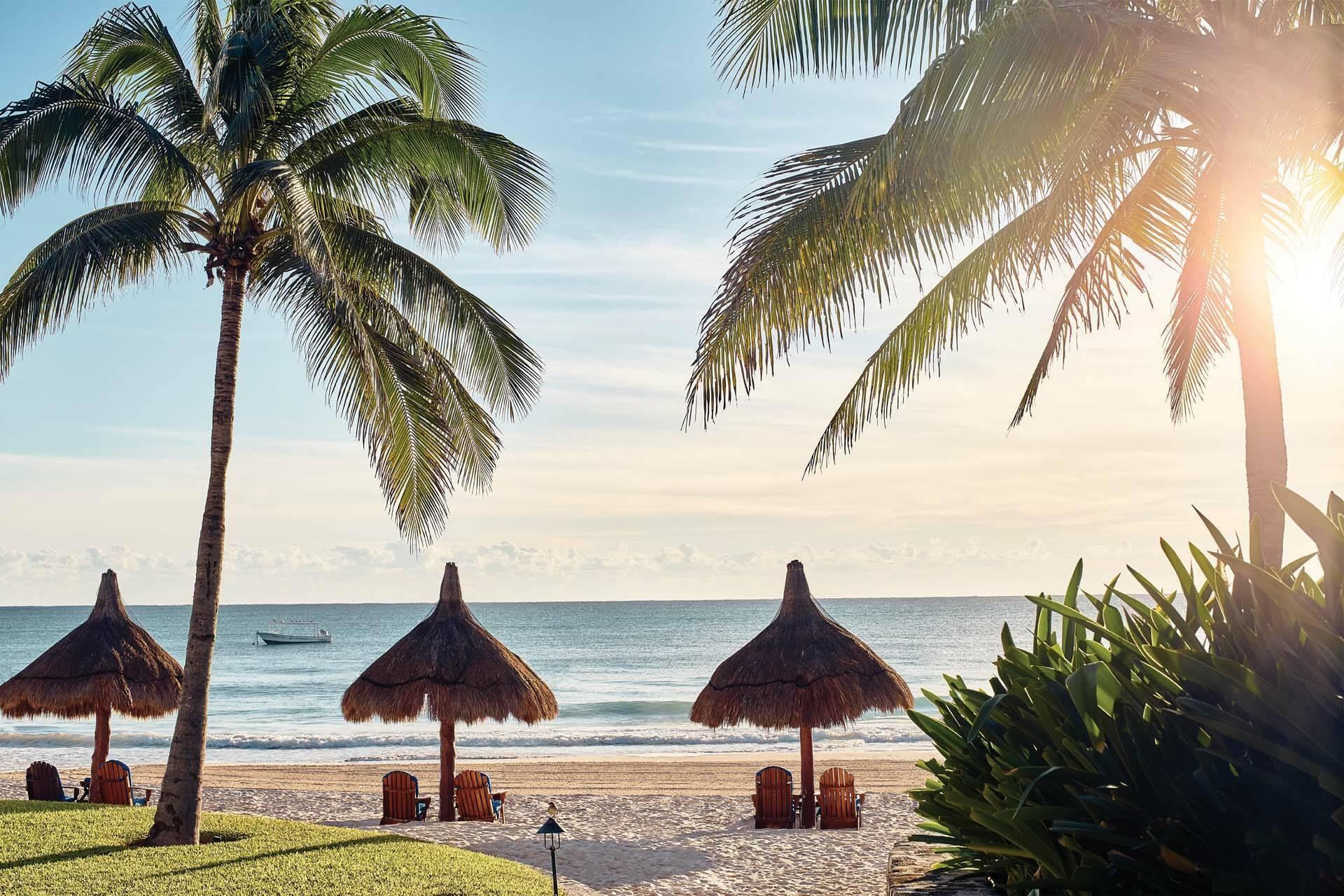 Belmond Maroma Mexique Riviera Maya Plage