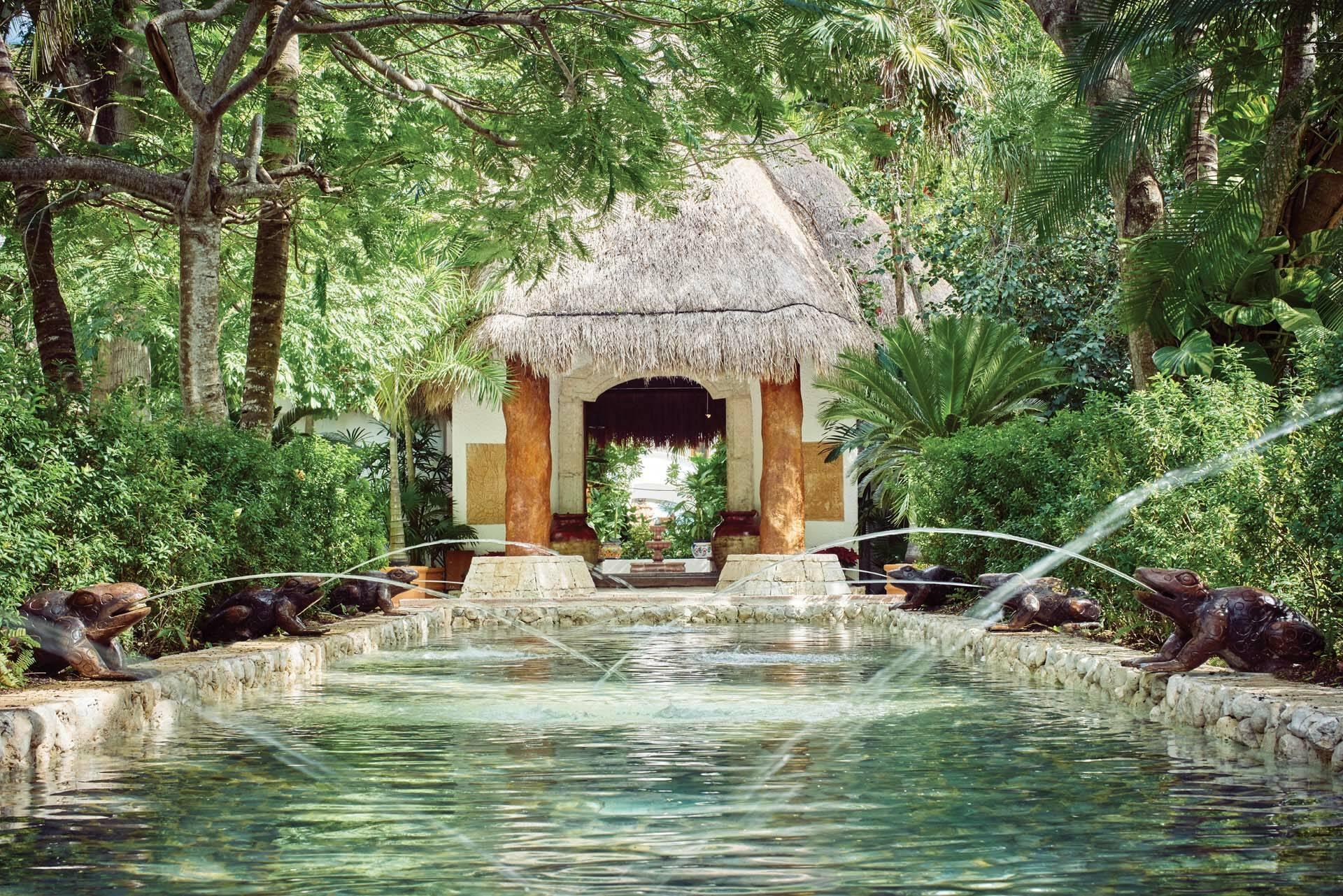 Belmond Maroma Mexique Riviera Maya Spa