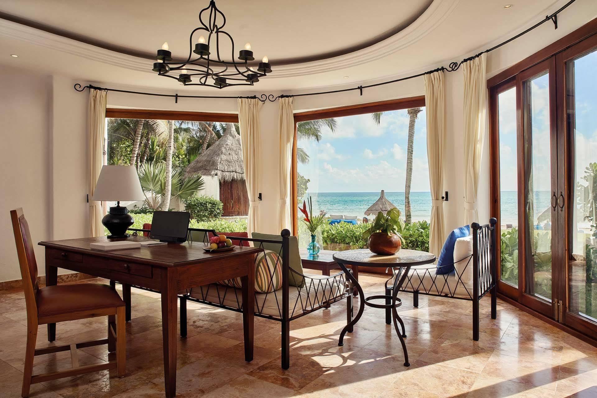 Belmond Maroma Mexique Riviera Maya Suite